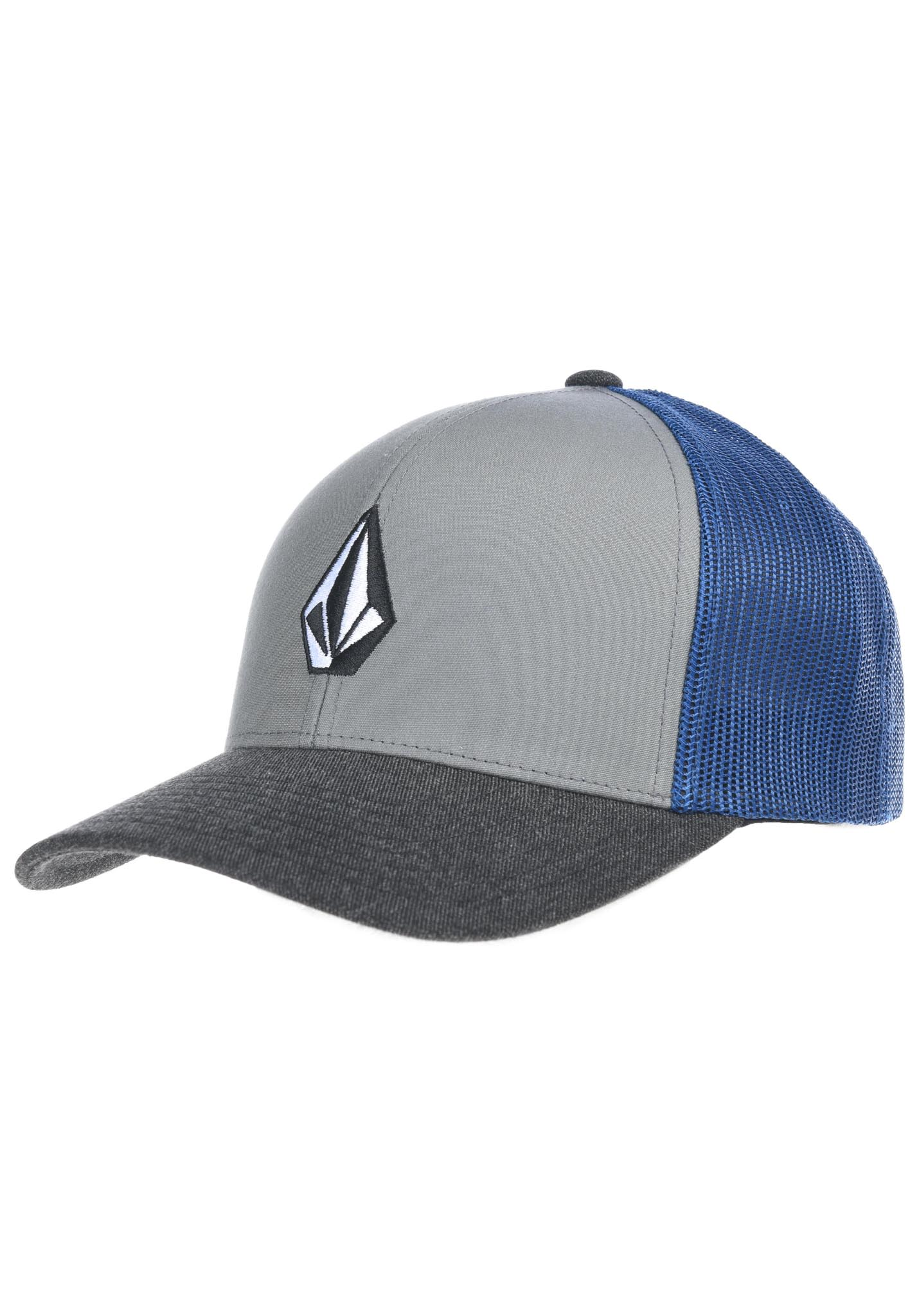 Volcom Full Stone Cheese - Trucker Cap for Men - Grey - Planet Sports 44cbdea58102