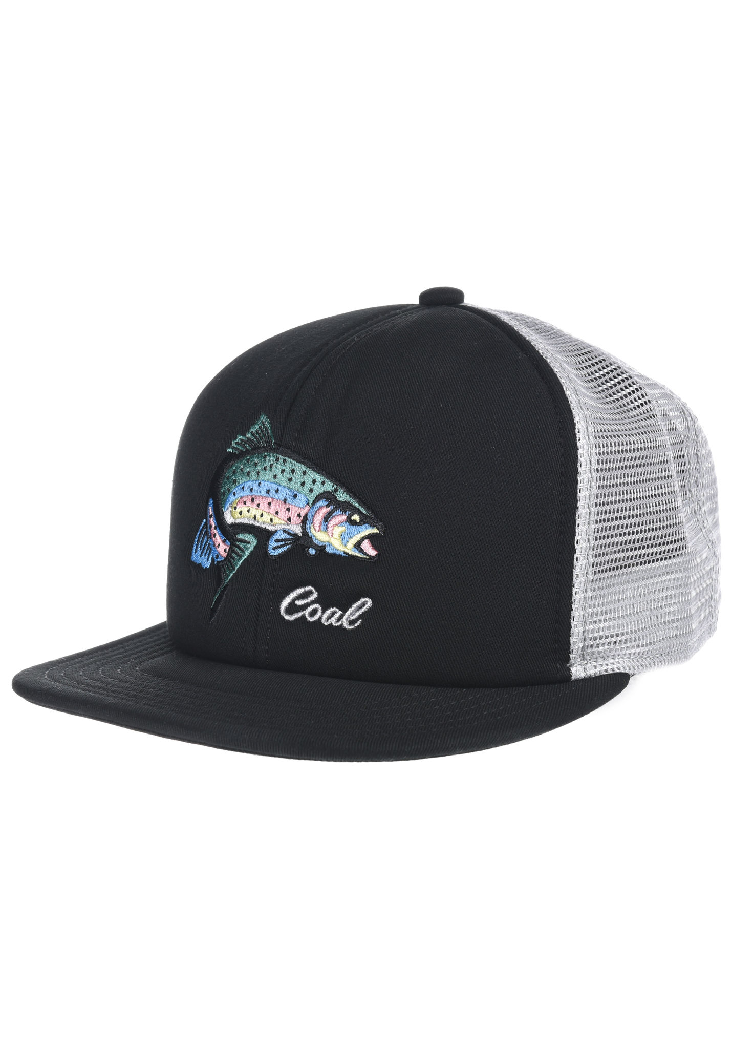 3074ab29dce Coal The Wilds - Trucker Cap - Black - Planet Sports