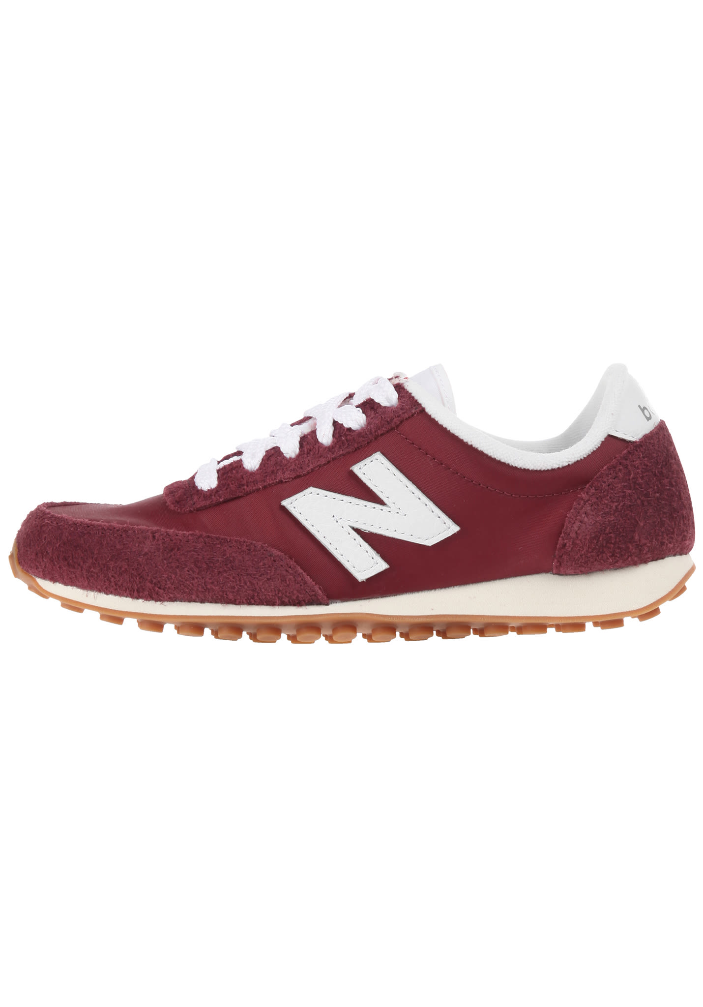 86529478c2e3 NEW BALANCE U410 D - Sneakers - Red - Planet Sports