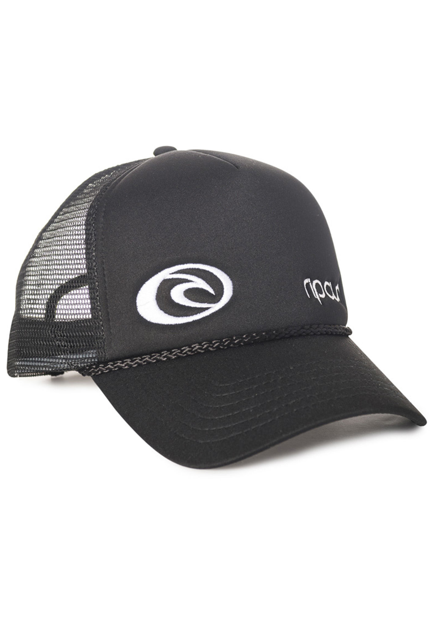Rip Curl Hotwire Trucka - Trucker Cap for Women - Black - Planet Sports