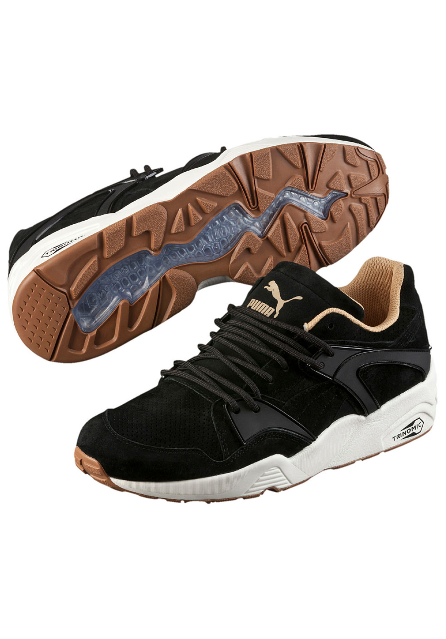 24b929aaf3e06 Puma Blaze Winterized - Baskets - Multicolore - Planet Sports