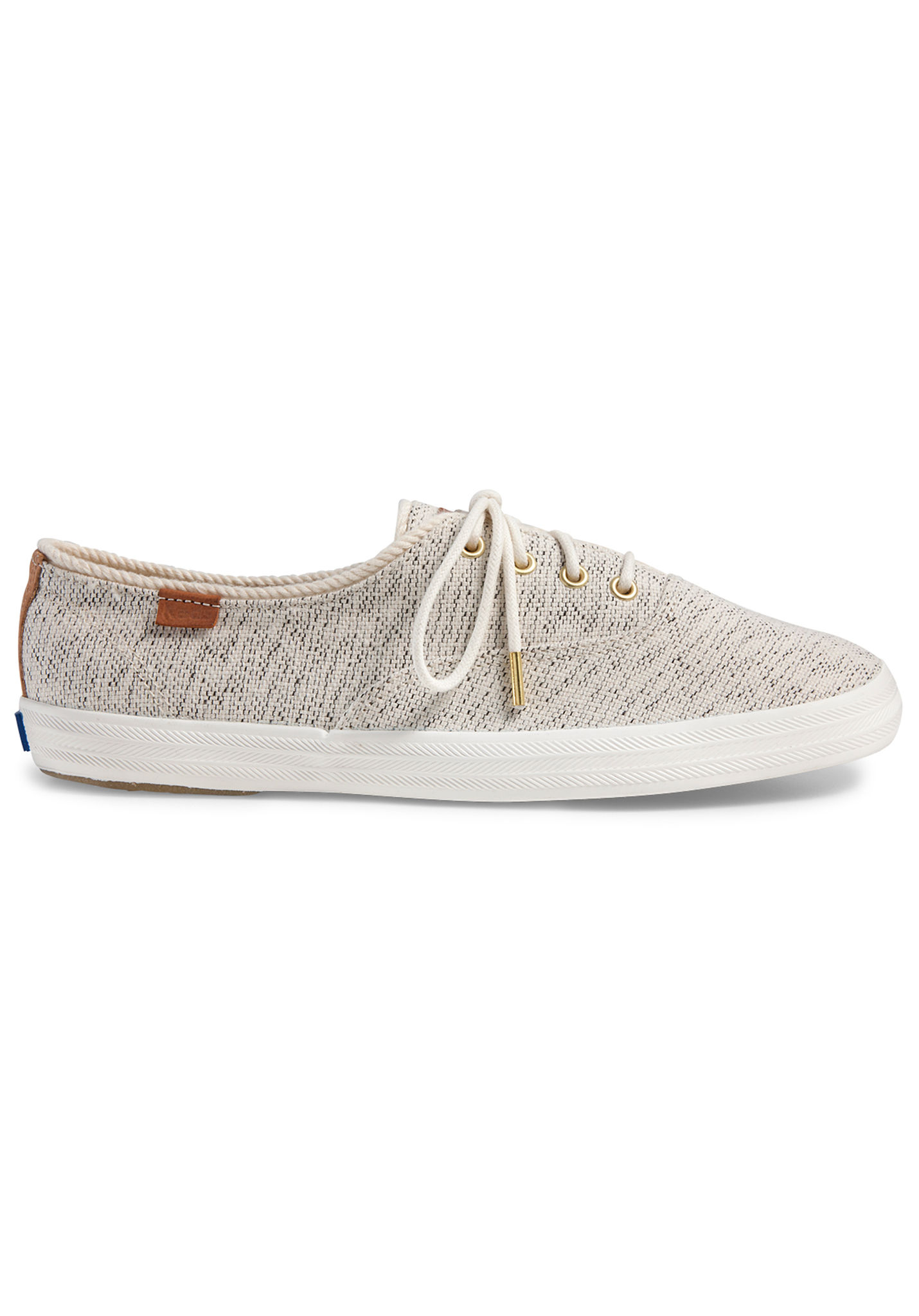 Keds CH Salt   Pepper Canvas - Sneakers for Women - White - Planet Sports 27846896af