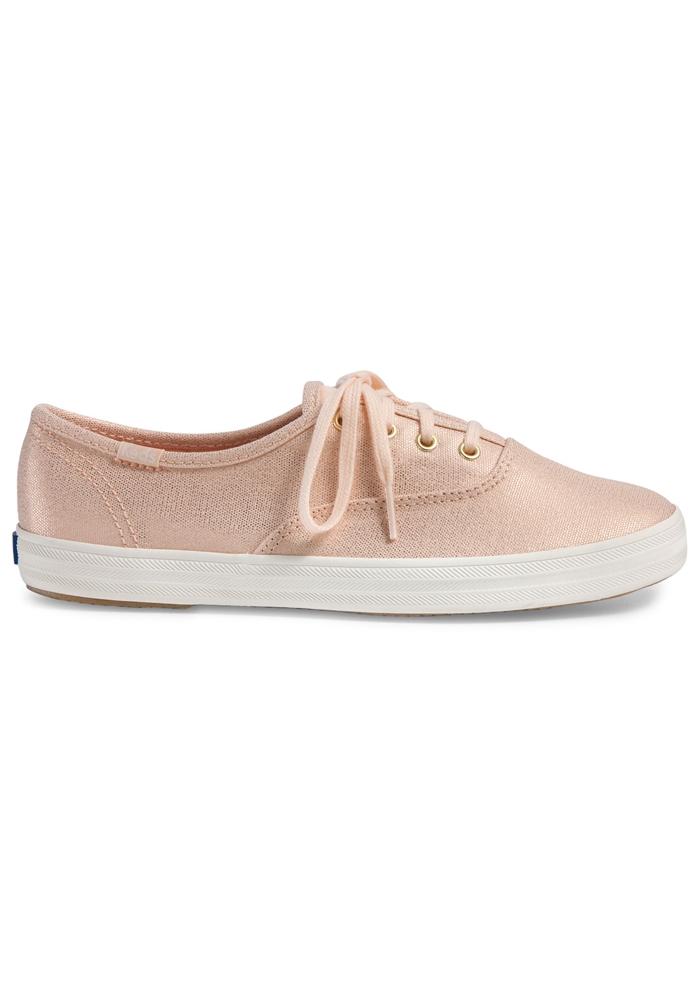 Keds CH Metallic Canvas - Sneakers for Women - Beige - Planet Sports e65ca43906