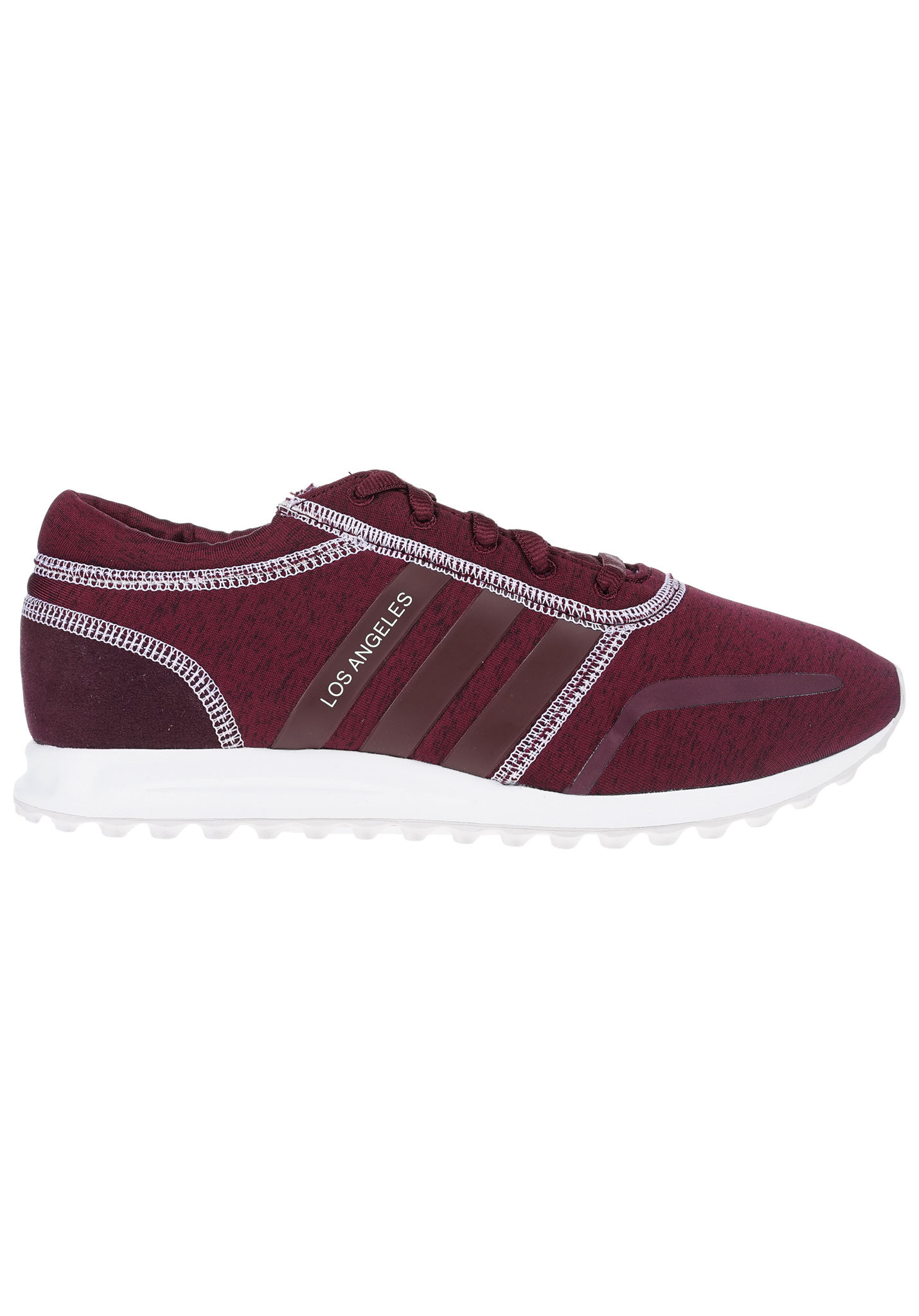 best loved b54bc 89654 ADIDAS ORIGINALS Los Angeles - Sneakers for Women - Red - Pl