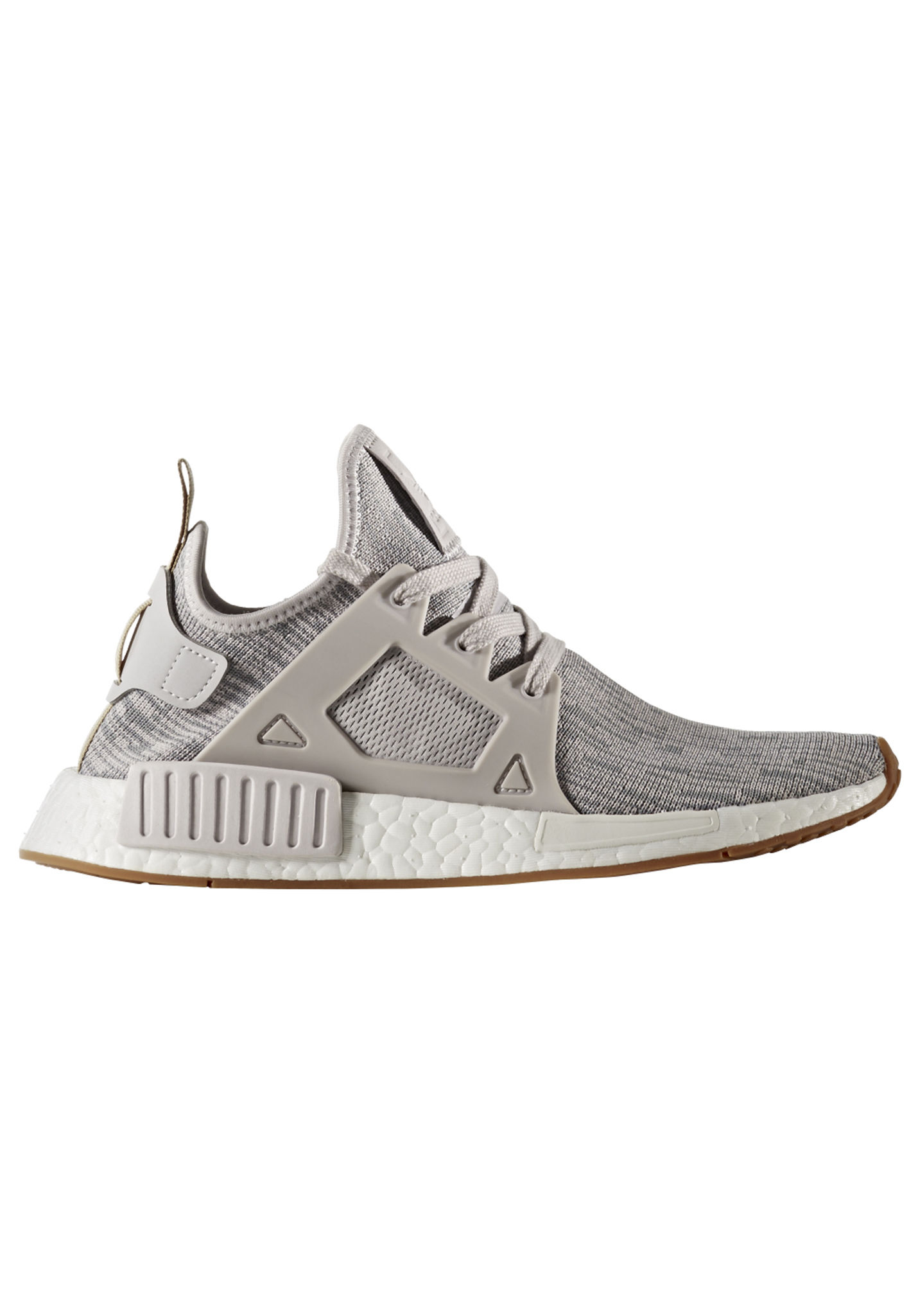 adidas nmd xr1 primeknit sneakers for women grey planet sports