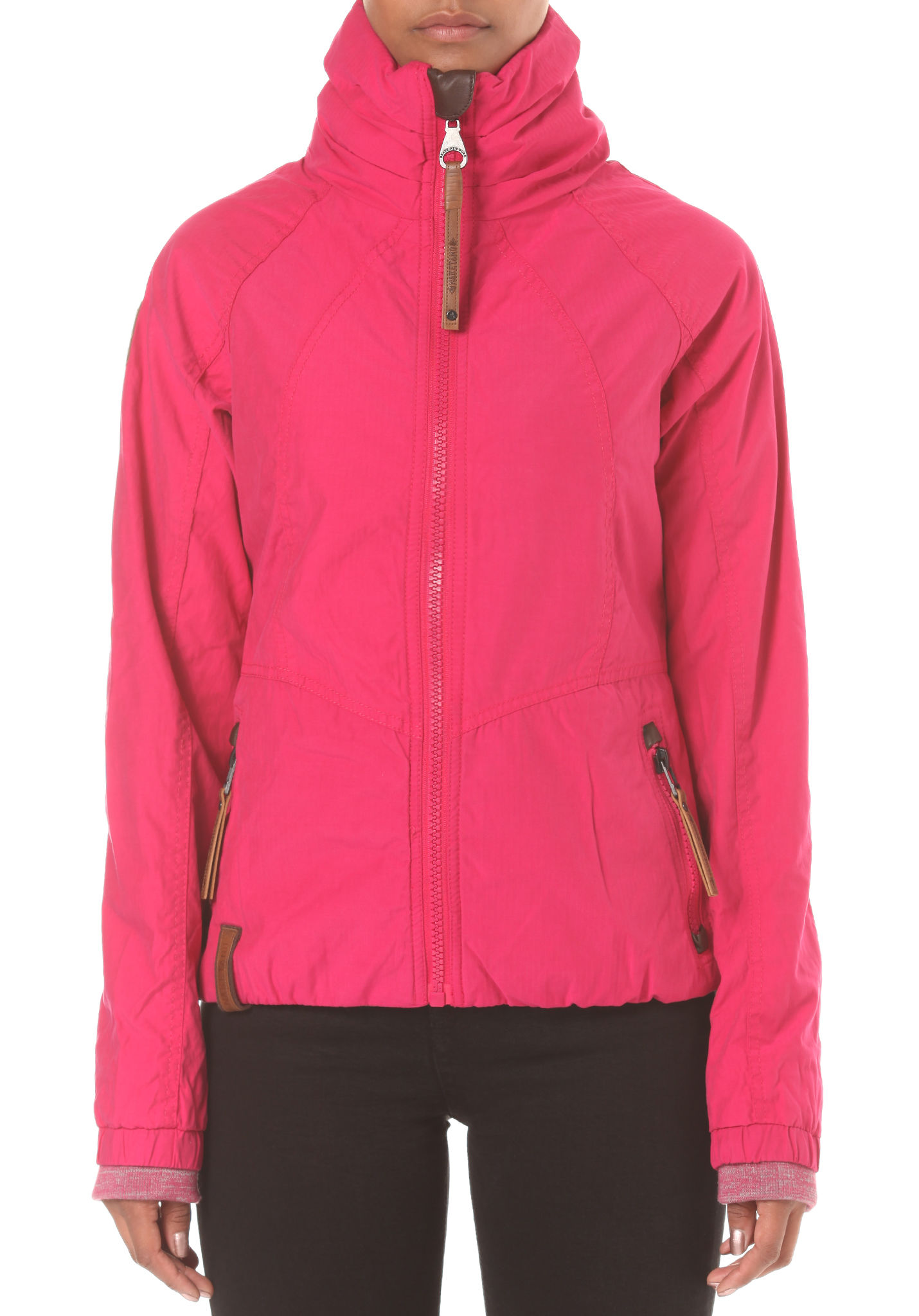 Naketano jacken damen pink