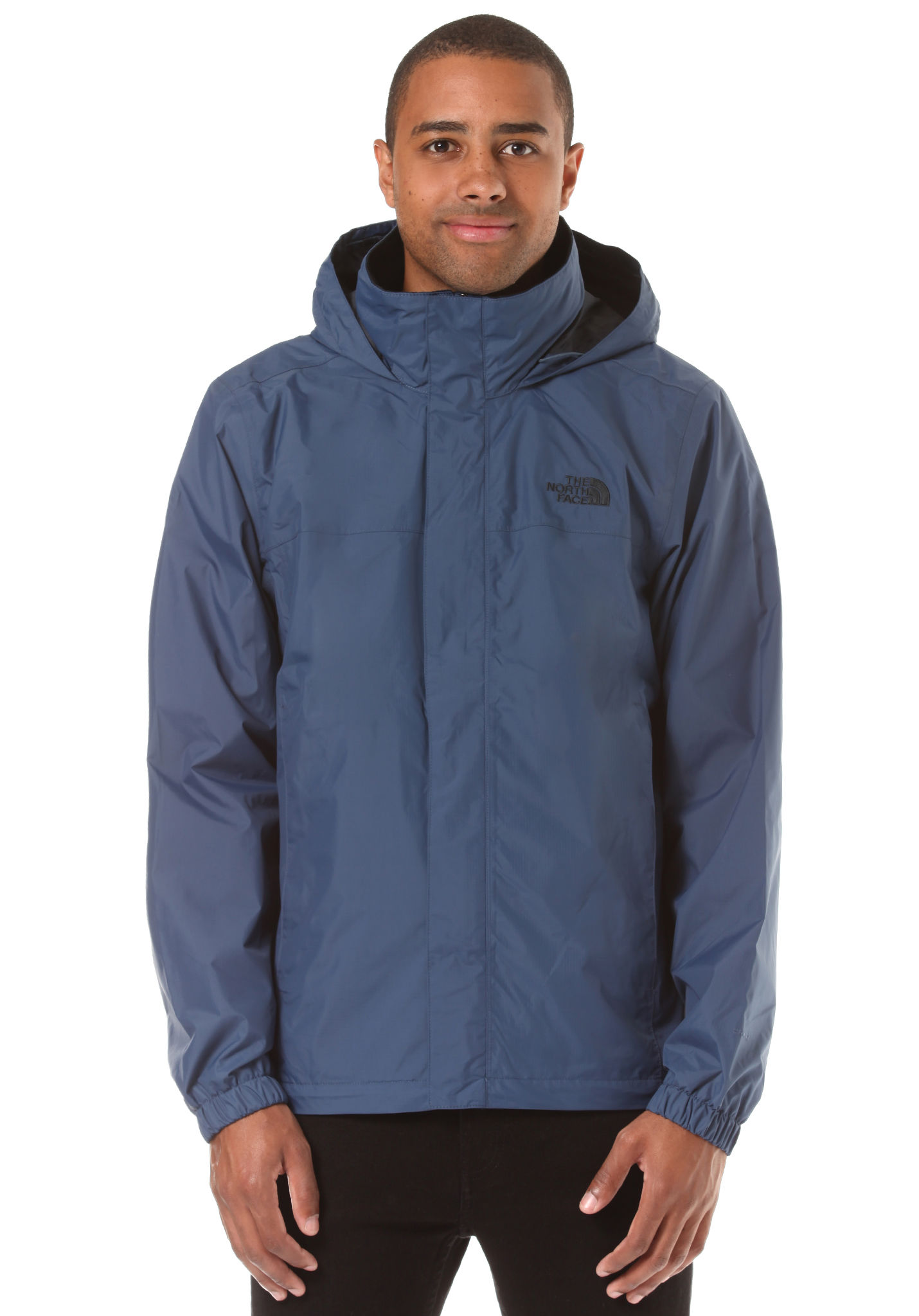THE NORTH FACE Resolve 2 - Functional Jacket for Men - Blue - Planet Sports 4a80af187e5f