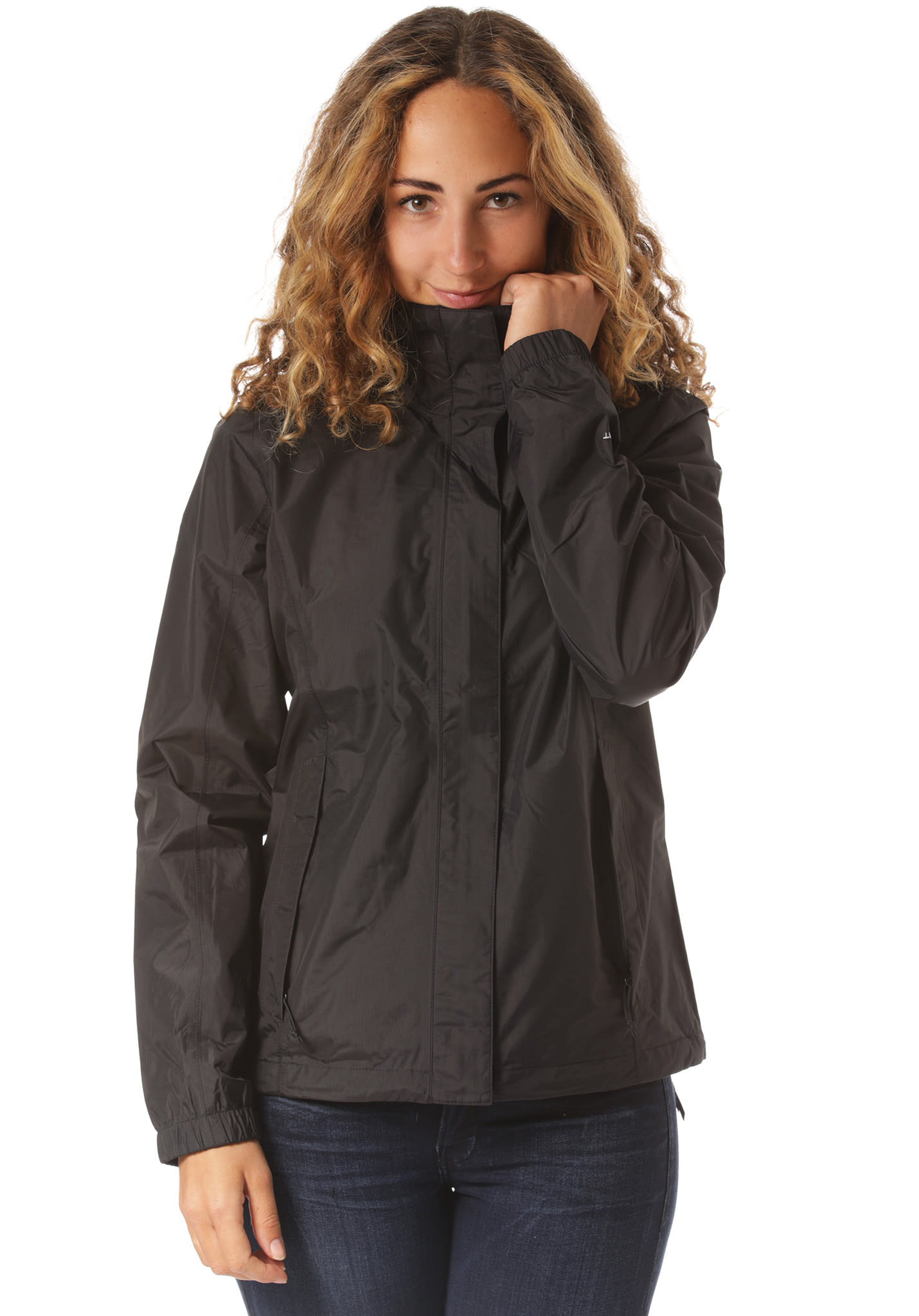THE NORTH FACE Resolve 2 - Functional Jacket for Women - Black - Planet  Sports cea9993ce