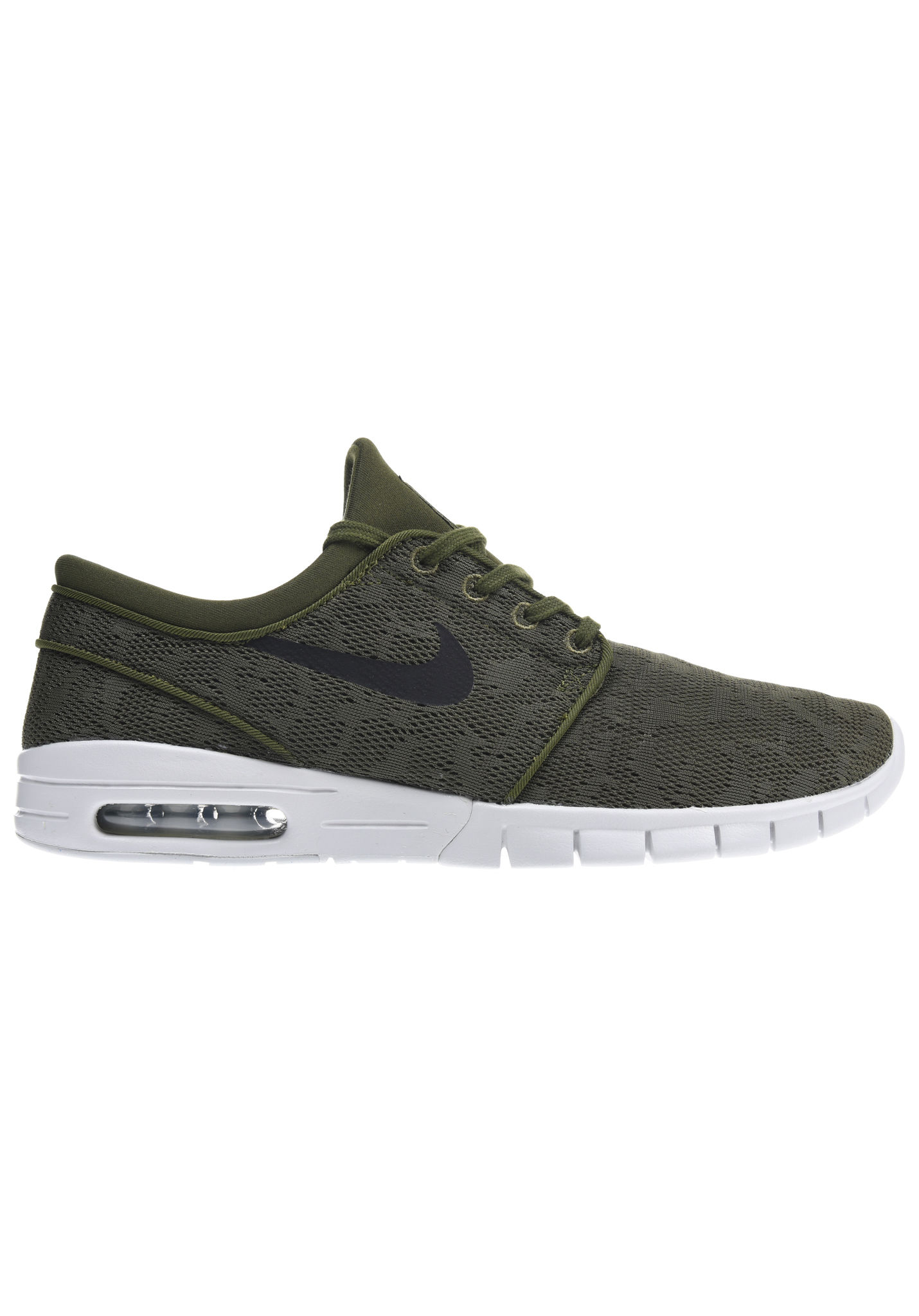 NIKE SB Stefan Janoski Max - Sneakers for Men - Green - Planet Sports 9ab1c4a8026b9