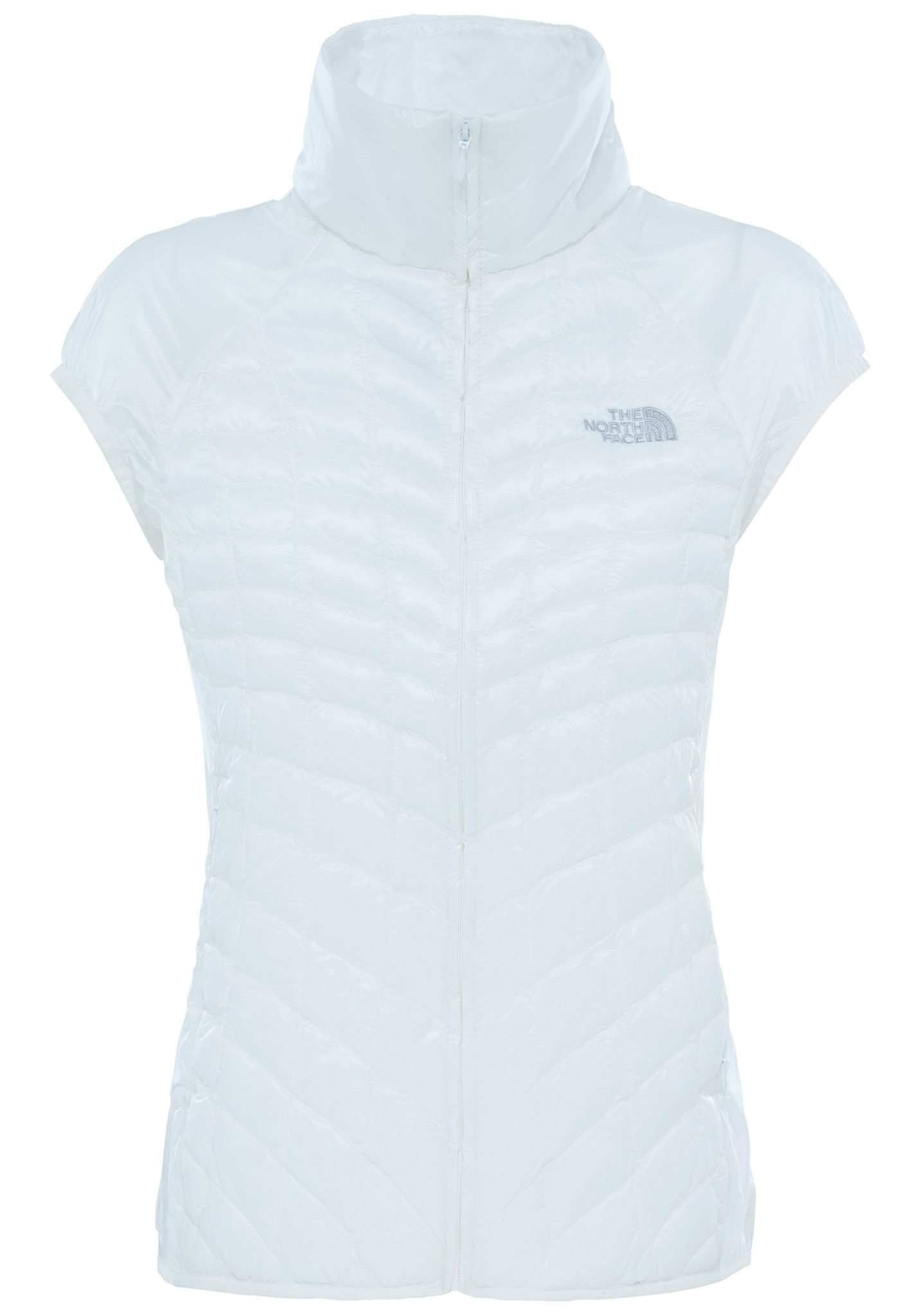 6f96a79d5f THE NORTH FACE Tansa Hybrid Thermoball - Doudoune sans manche pour Femme -  Blanc - Planet Sports