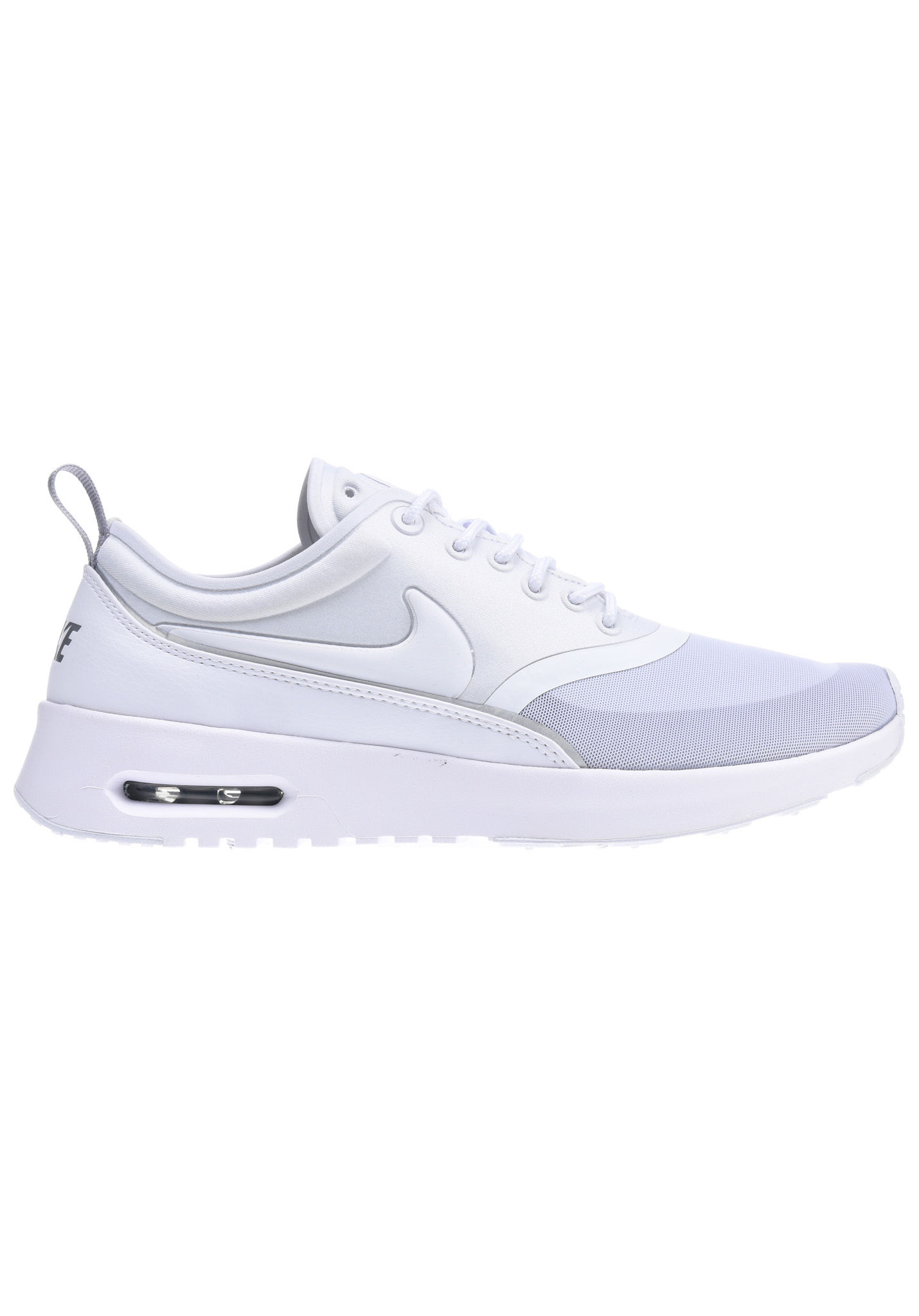 nike air max thea damen sneakers hellgrau grau. Black Bedroom Furniture Sets. Home Design Ideas