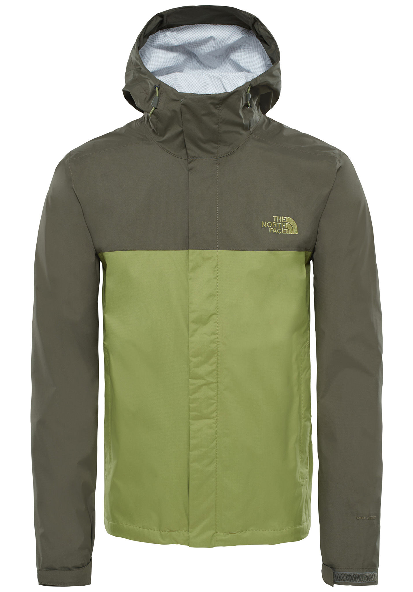 e7cff192a03d THE NORTH FACE Venture 2 - Functional Jacket for Men - Green - Planet Sports