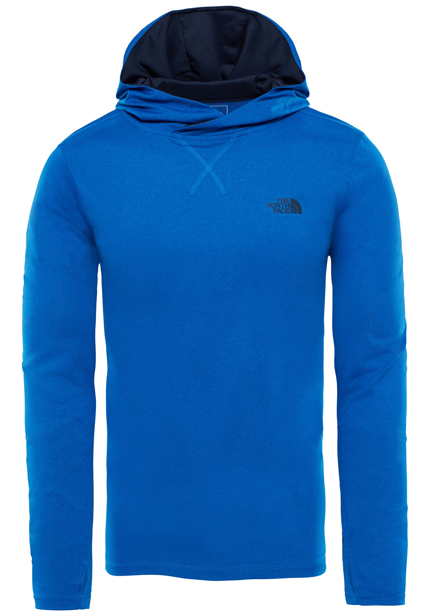 b865d87d4 THE NORTH FACE Reactor - Hooded Sweatshirt for Men - Blue