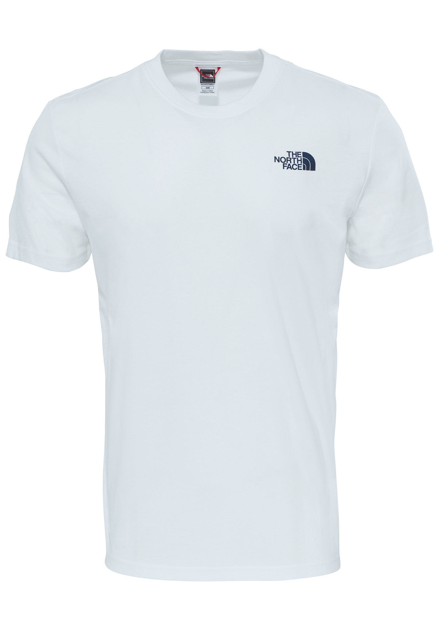 c0f55642 THE NORTH FACE Redbox Celebration - T-Shirt for Men - Blue - Planet ...
