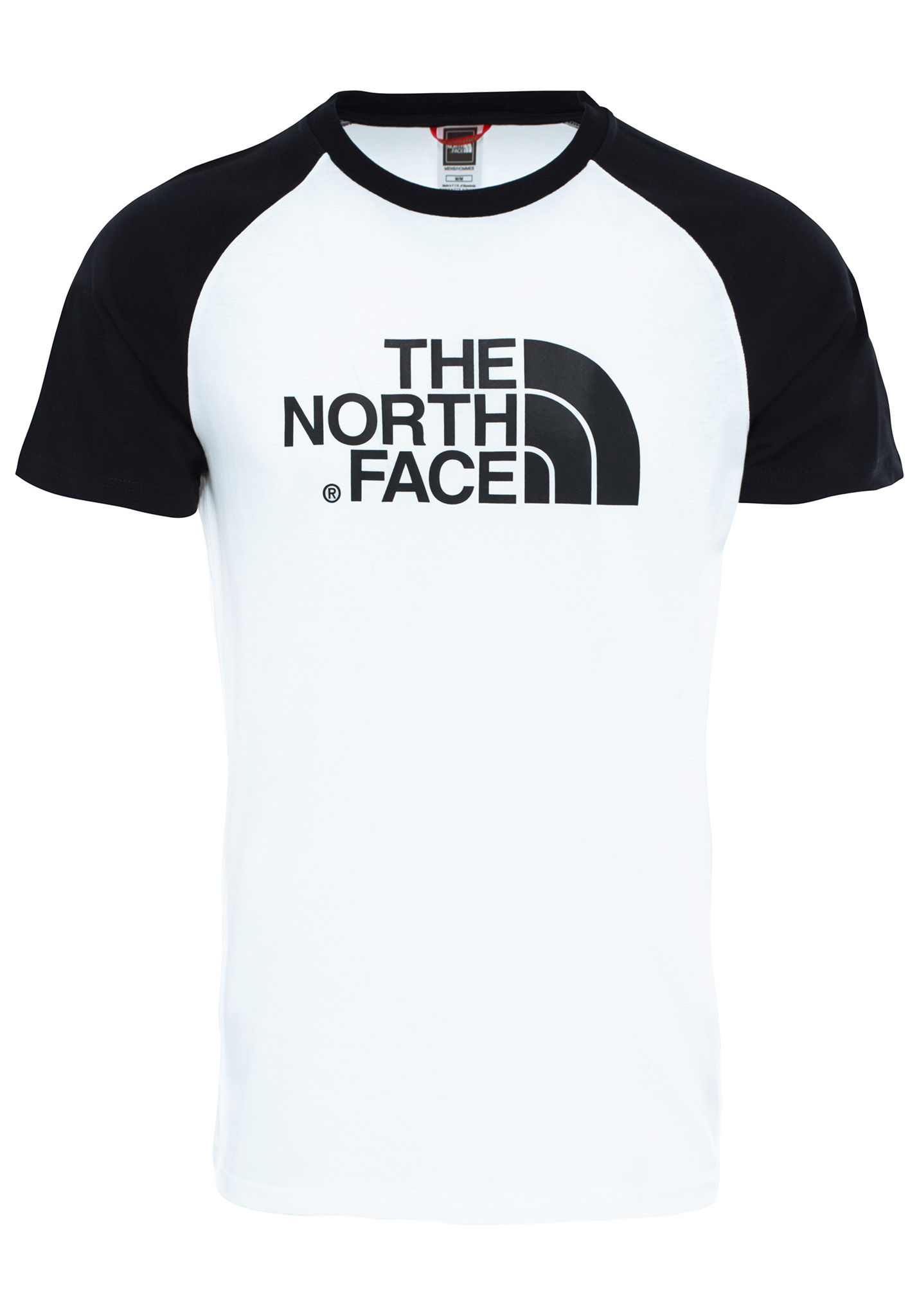4ae7a30c1 THE NORTH FACE Raglan Easy - T-Shirt for Men - White