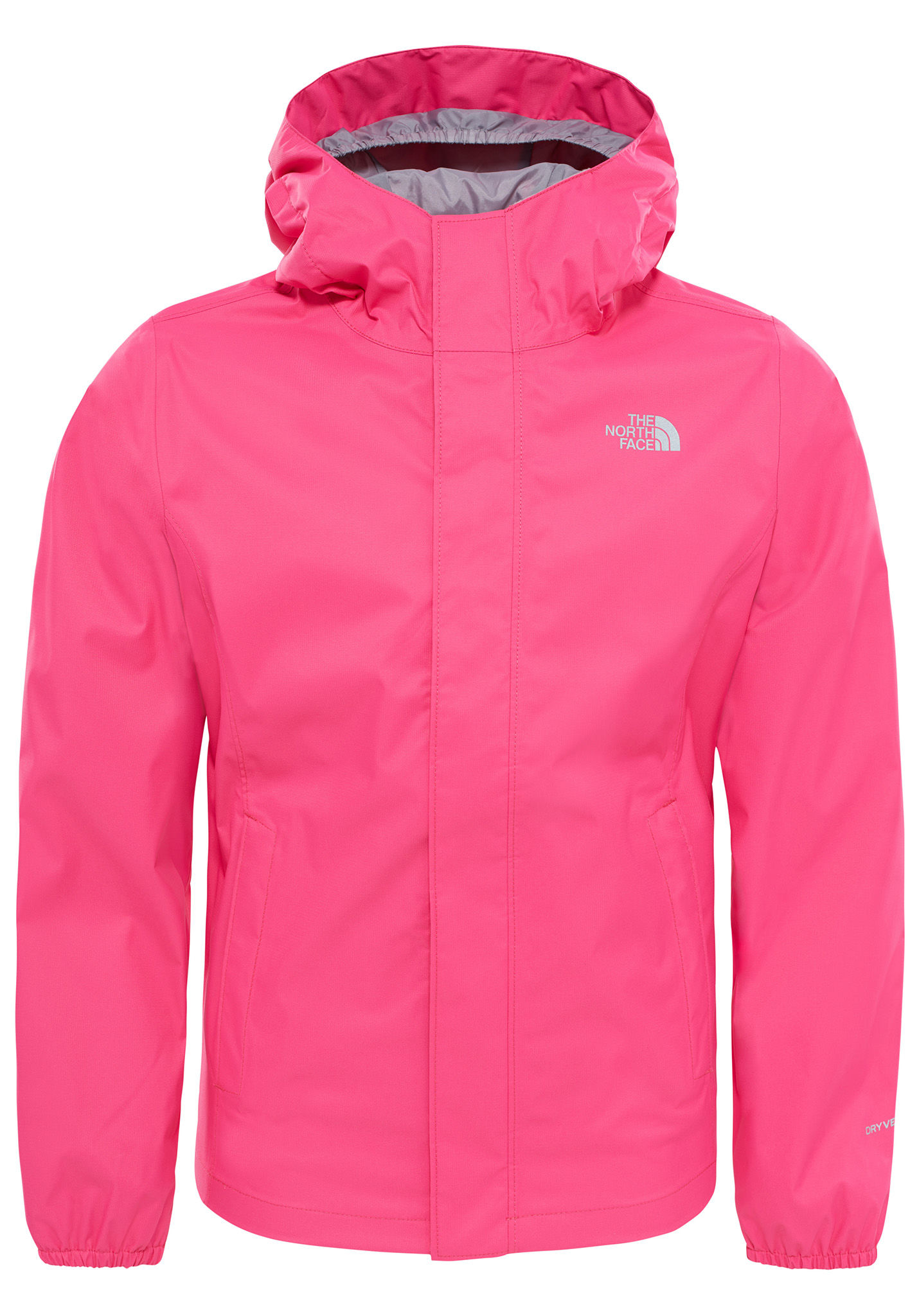 9877d81543 THE NORTH FACE Resolve Reflective - Veste fonctionnelle pour Fille - Rose -  Planet Sports