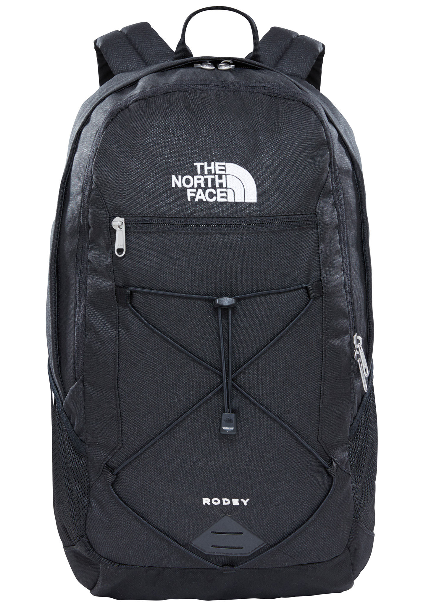 THE NORTH FACE Rodey - Backpack - Black - Planet Sports 4dd790e1f0a5