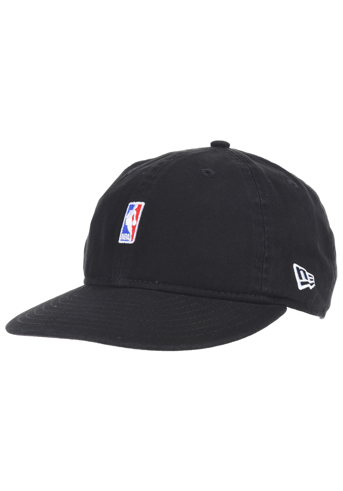 NEW Era NBA Logo - Snapback Cap for Men - Black - Planet Sports 186807ec3