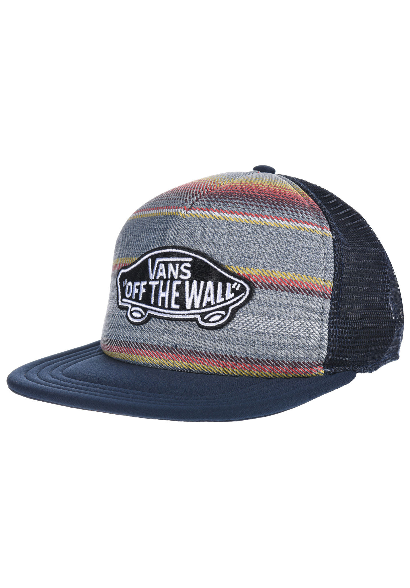 Vans Classic Patch Plus - Berretto da baseball per Uomo - Blu - Planet  Sports f3bedcd39faa