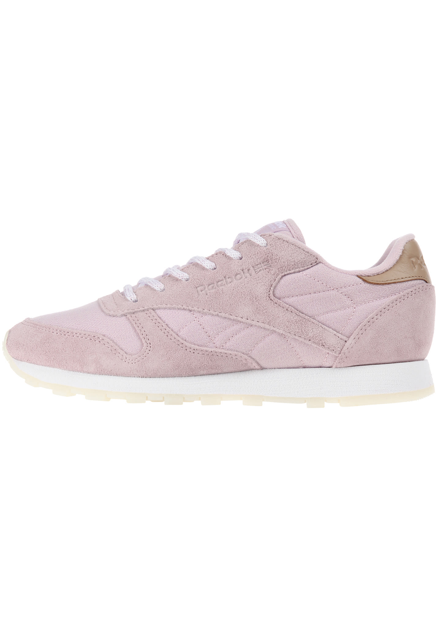 19c46711eff Reebok Classic Lthr Sea-Worn - Sneakers voor Dames - Roze - Planet Sports