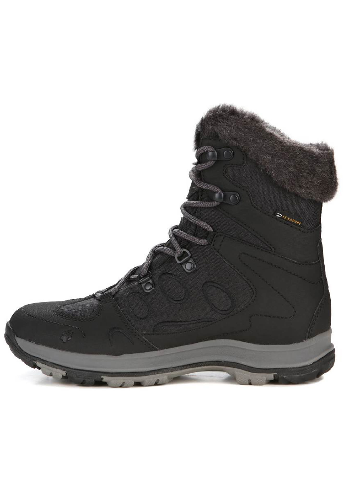 sports shoes 154d1 f5c47 Jack Wolfskin Thunder Bay Texapore Mid - Stiefel für Damen - Braun