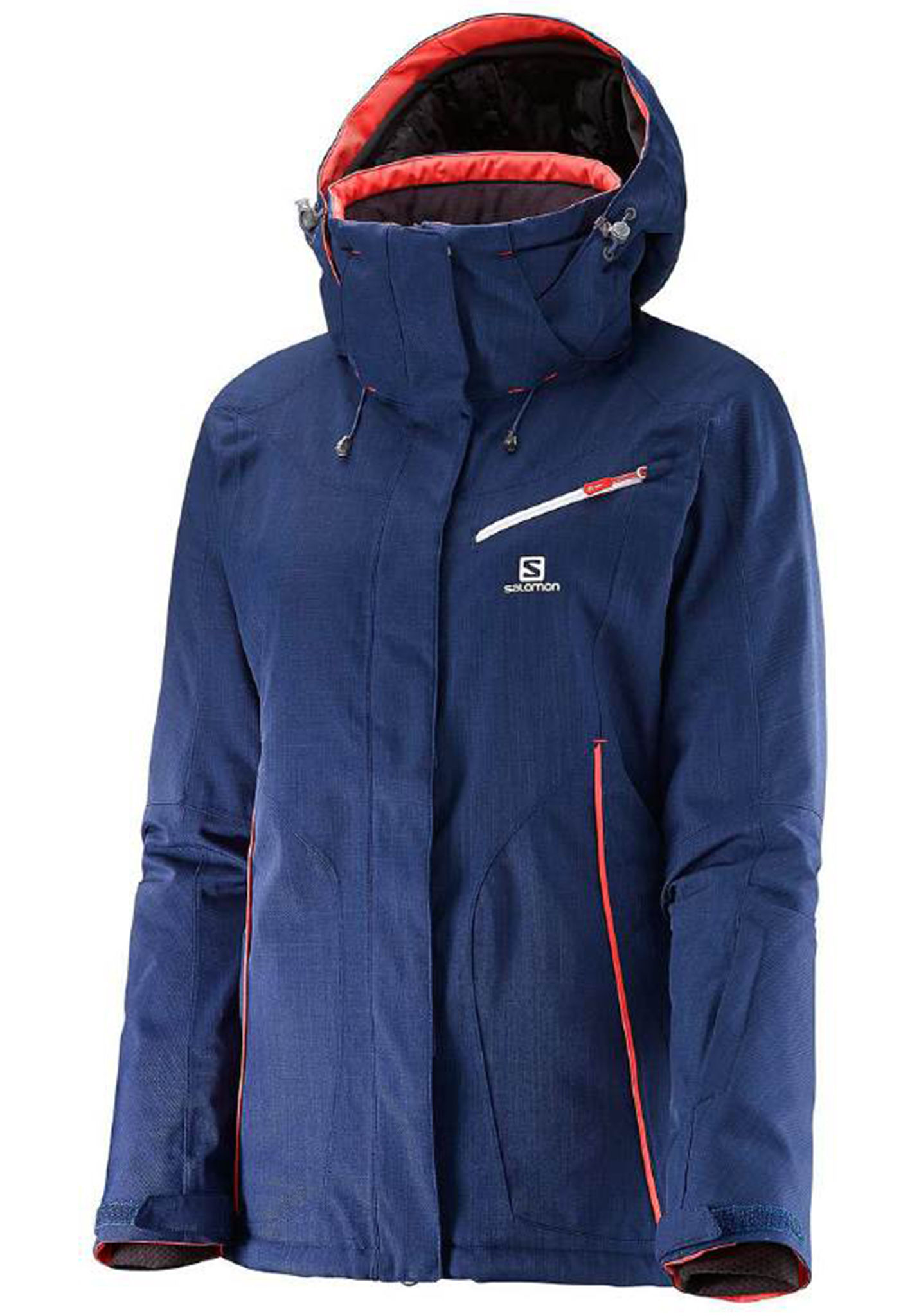 Salomon winterjacke damen