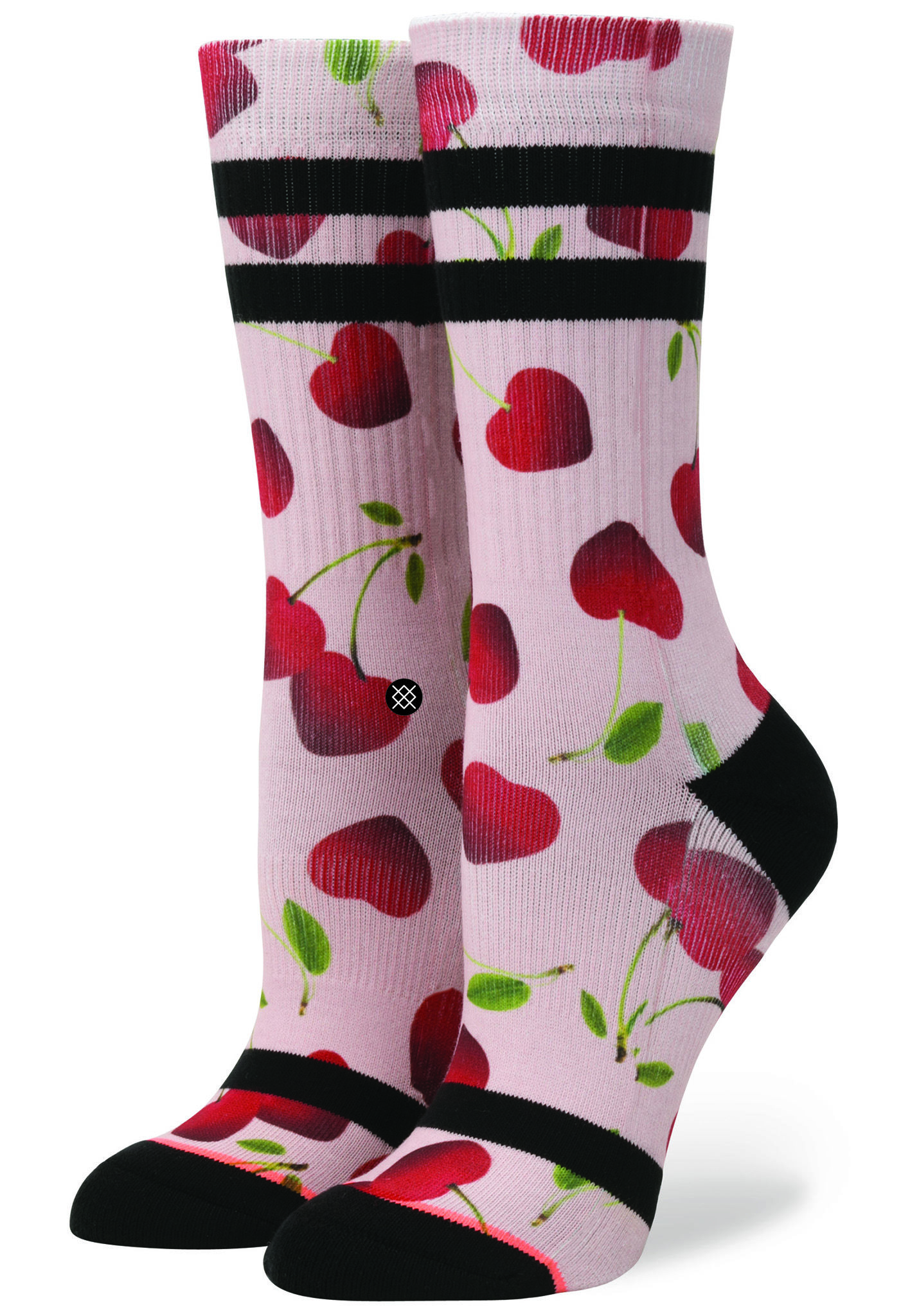 41631ca0ee5d STANCE Cherry Bomb - Socks for Women - Pink - Planet Sports