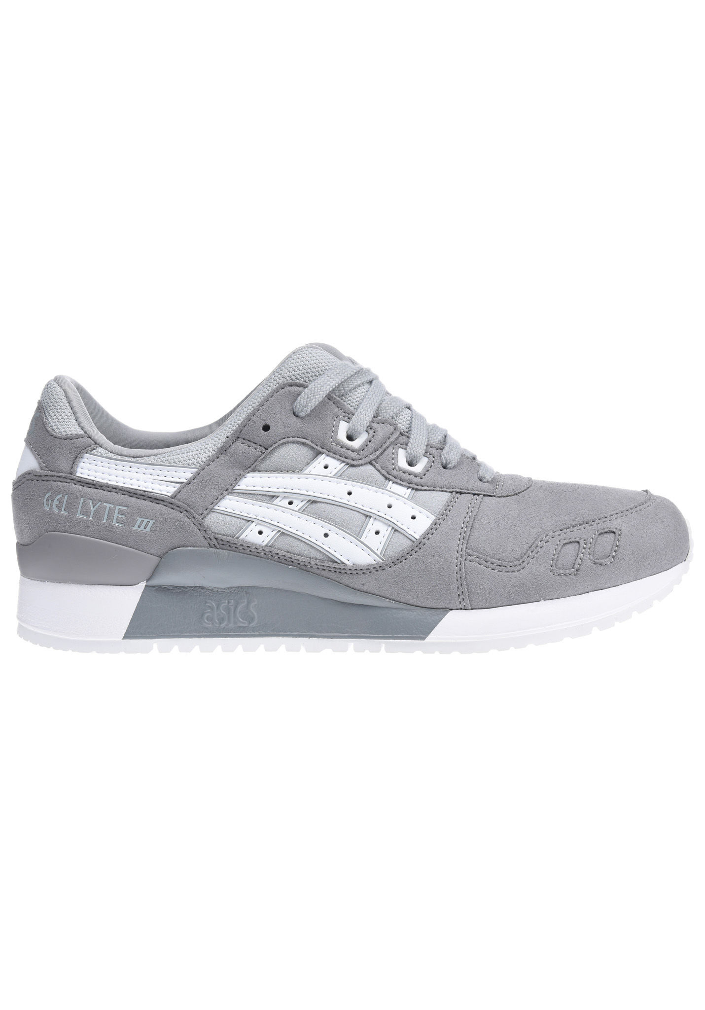 6203cf27ca6 Asics Tiger Gel-Lyte III - Sneakers for Men - Grey - Planet Sports