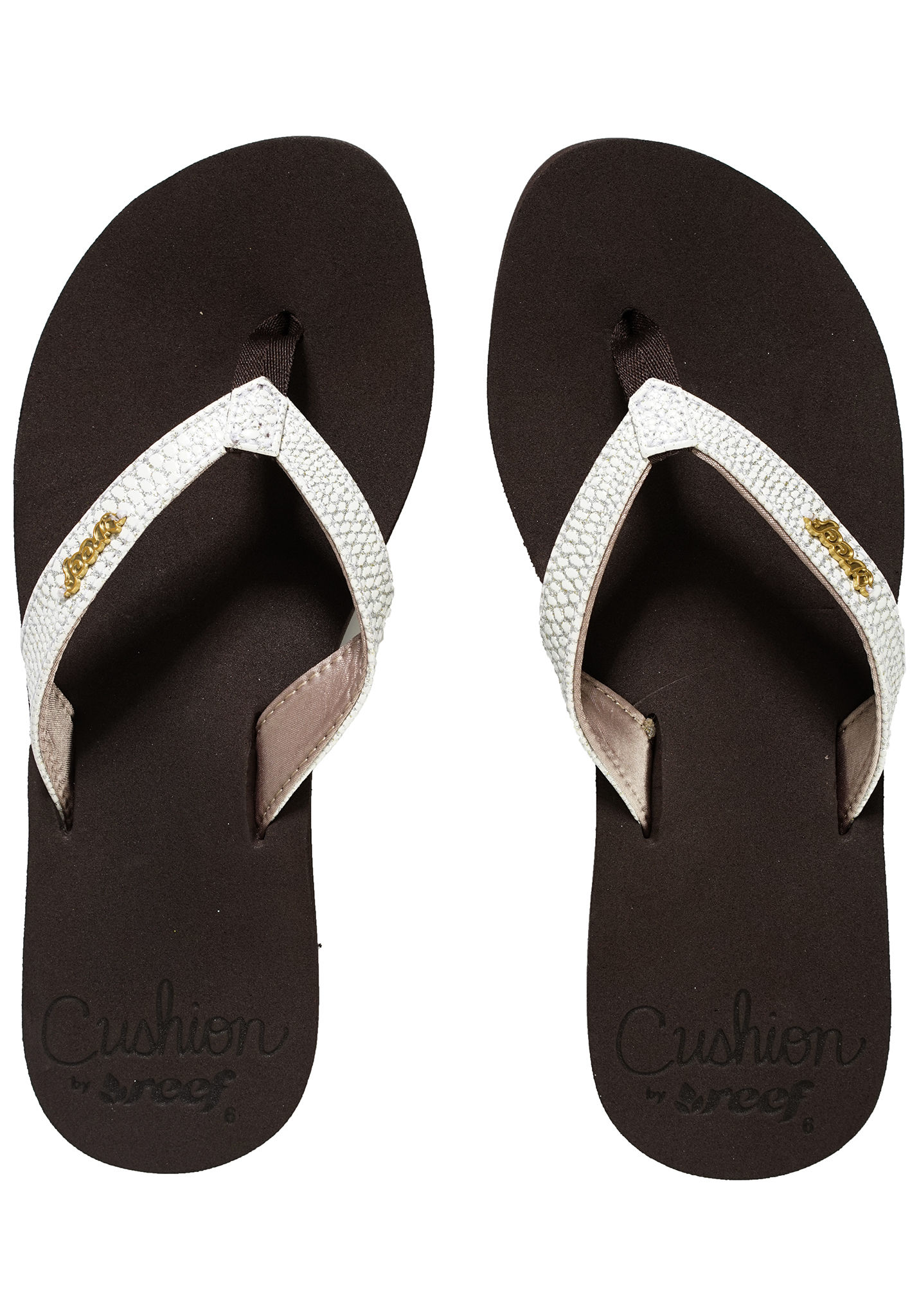 d65788a78b4 reef damen cushion Reef Star Cushion SA - Sandalen für Damen - Braun - Planet  Sports