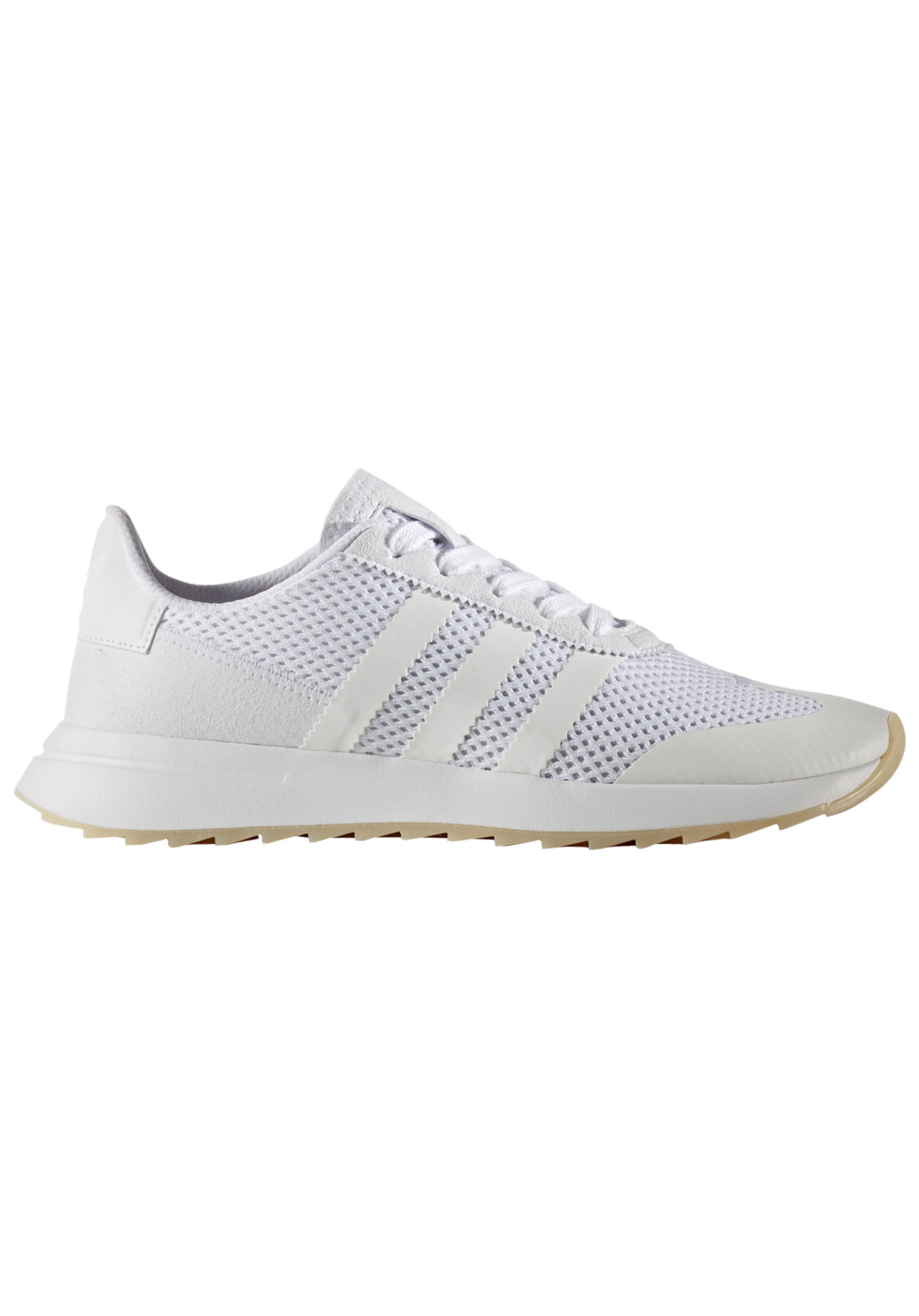 e9c775dc794 ADIDAS ORIGINALS Flashback - Sneakers voor Dames - Wit - Planet Sports