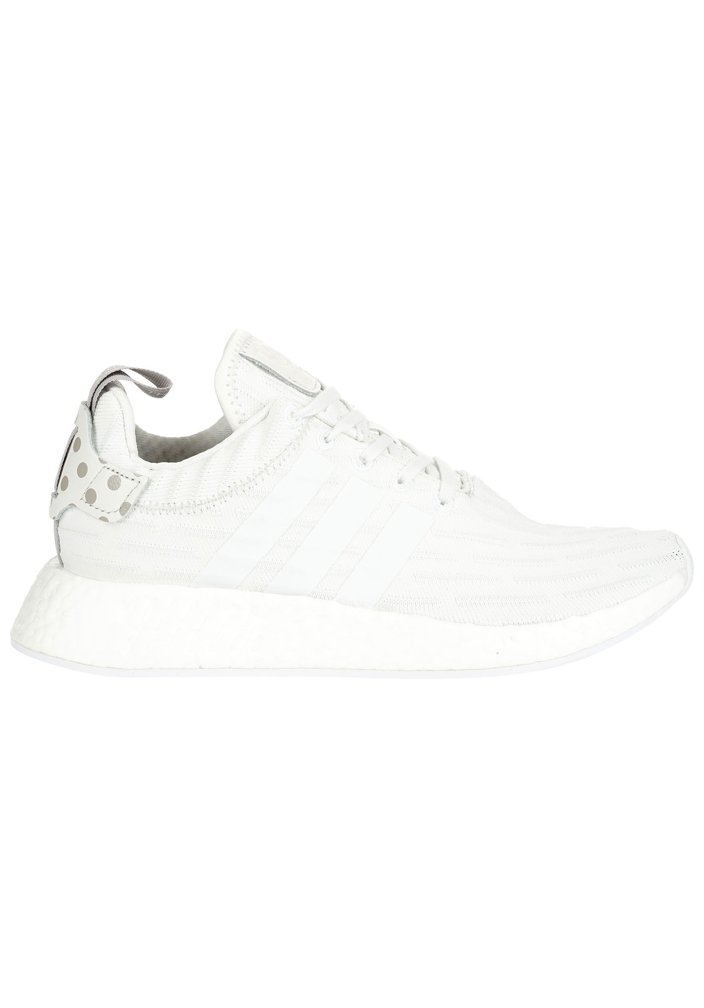 adidas nmd r2 primeknit sneakers for women white planet sports