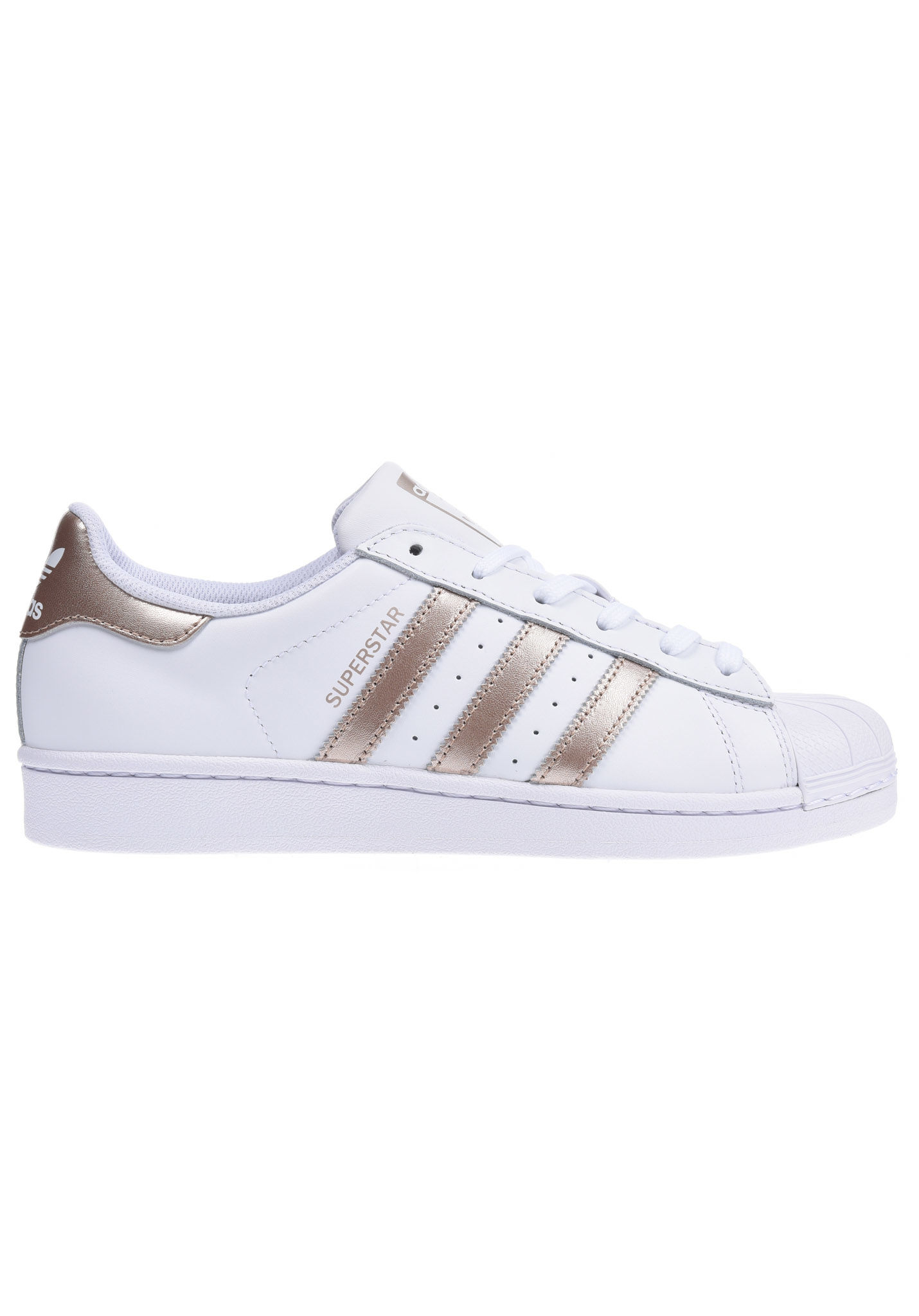 adidas Originals Superstar - Sneaker für Damen - Weiß - Planet Sports b9a671e31b