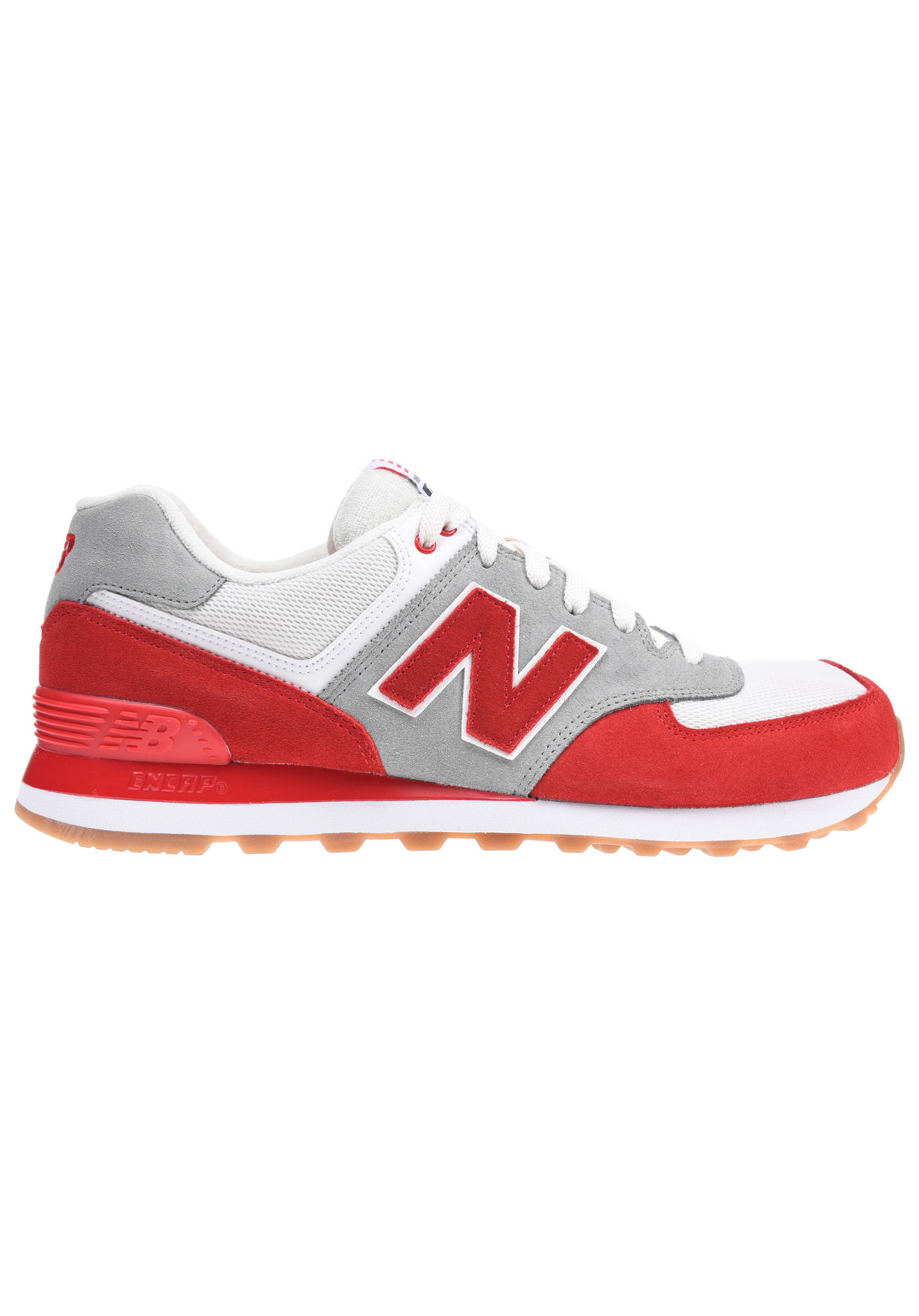 365bf2299a9 NEW BALANCE ML574 D - Sneakers for Men - Red
