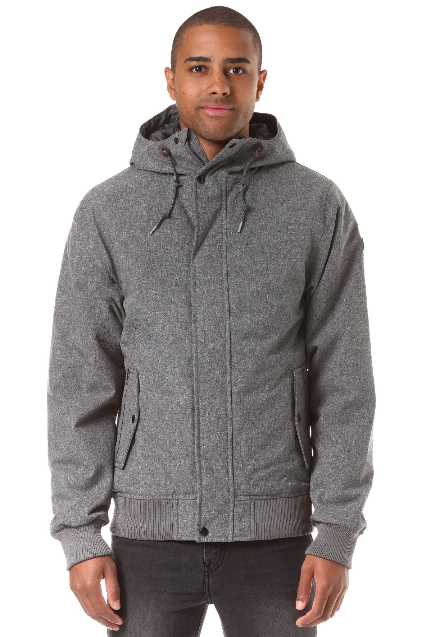 BILLABONG All Day 10k - Veste fonctionnelle pour Homme - Gris - Planet  Sports d194e423fd9f