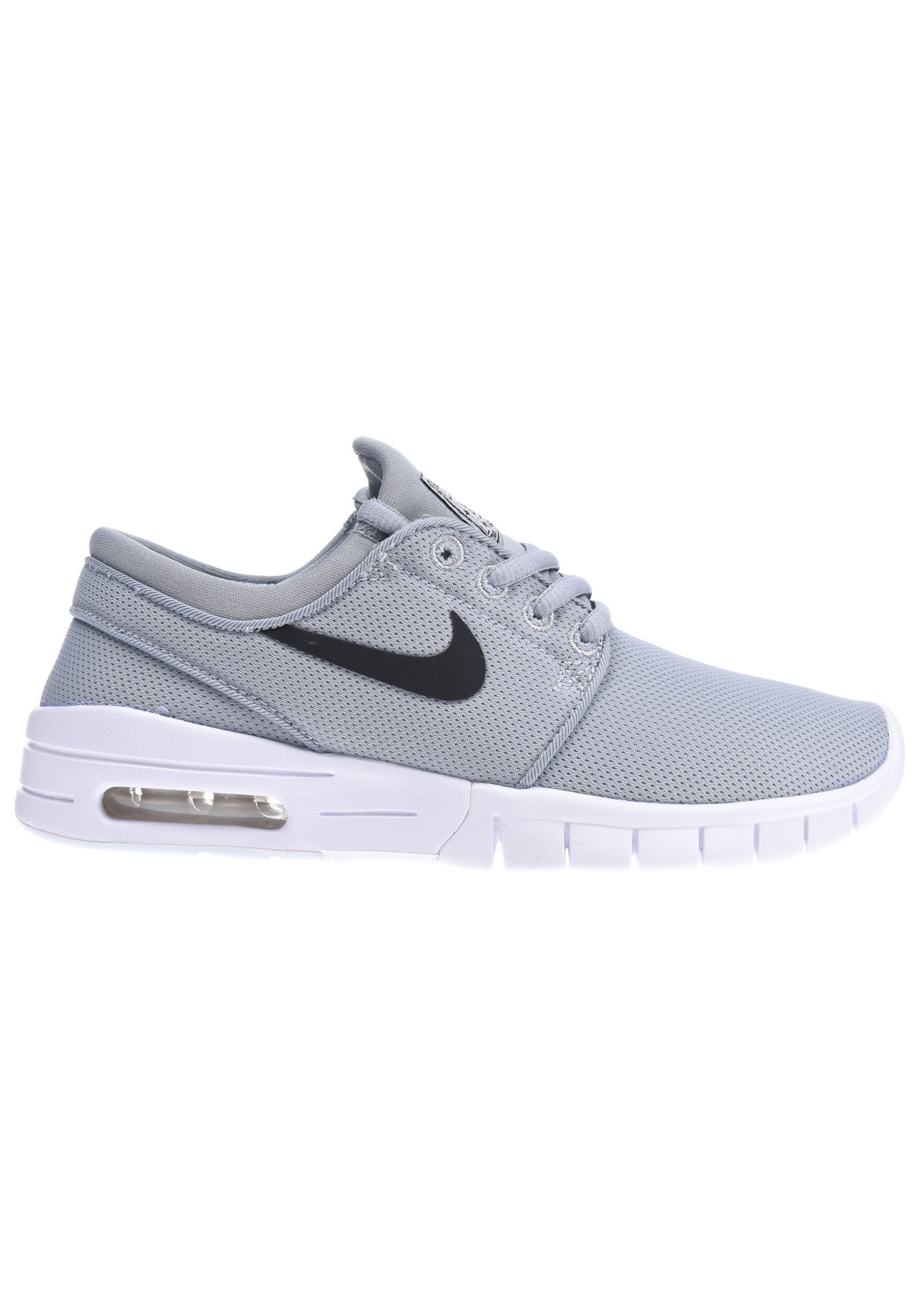 NIKE SB Stefan Janoski Max - Sneakers for Kids Boys - Grey - Planet Sports 62560a6adfa2