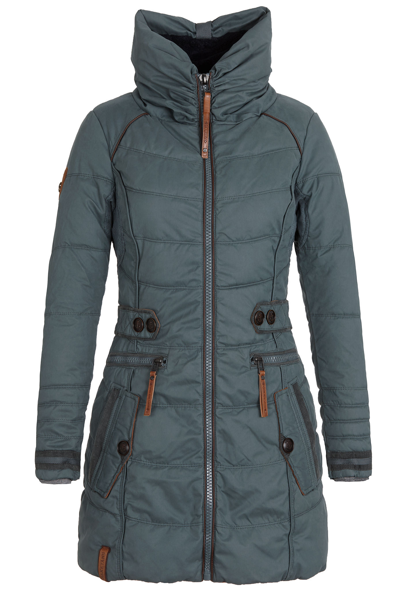 Naketano winterjacke damen l