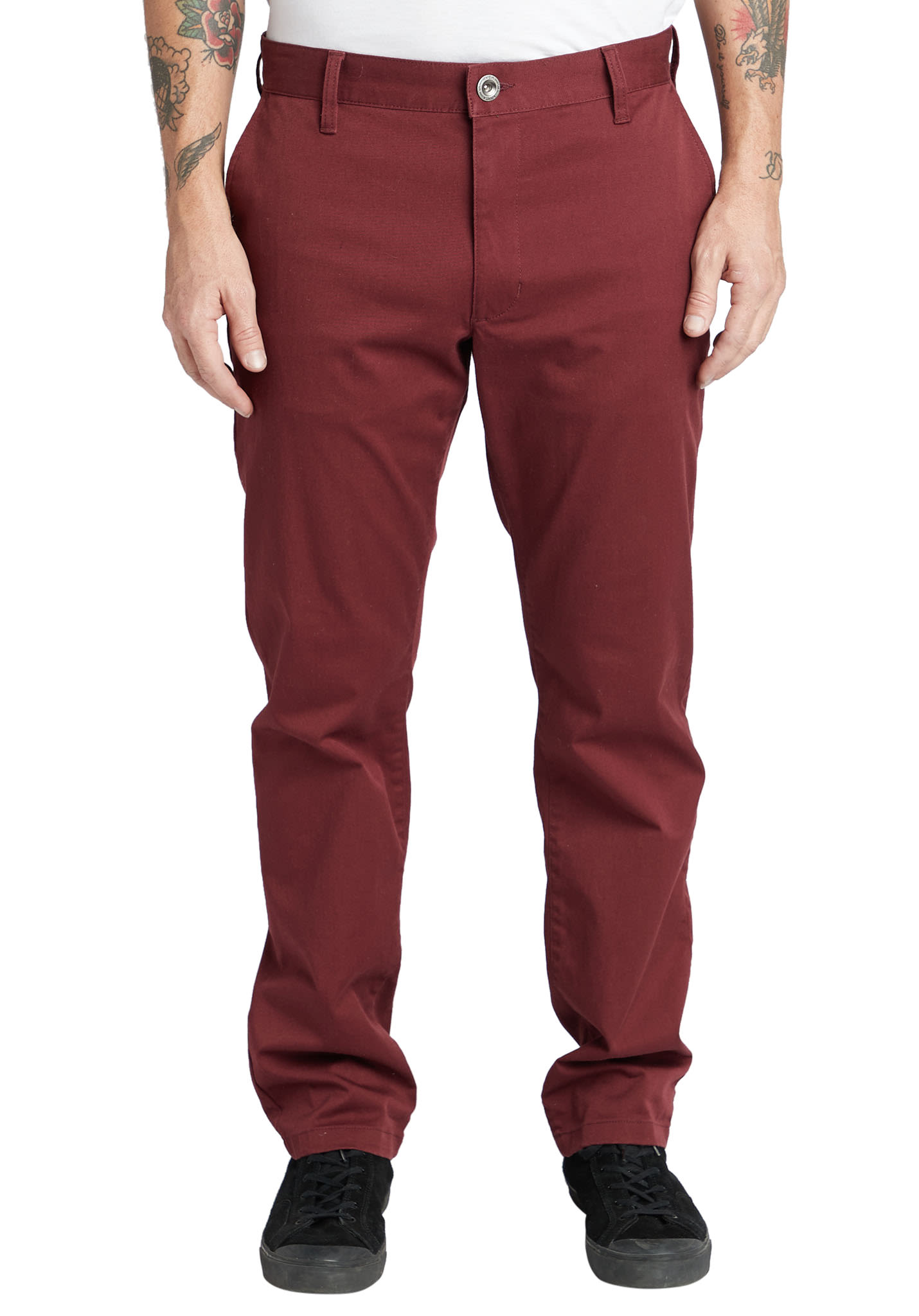 3e22534c089 RVCA Weekend - Pantalon en tissu pour Homme - Rouge - Planet Sports