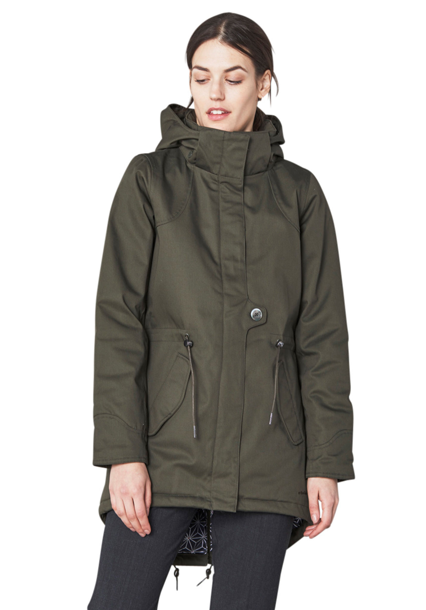 Elvine winterjacke damen
