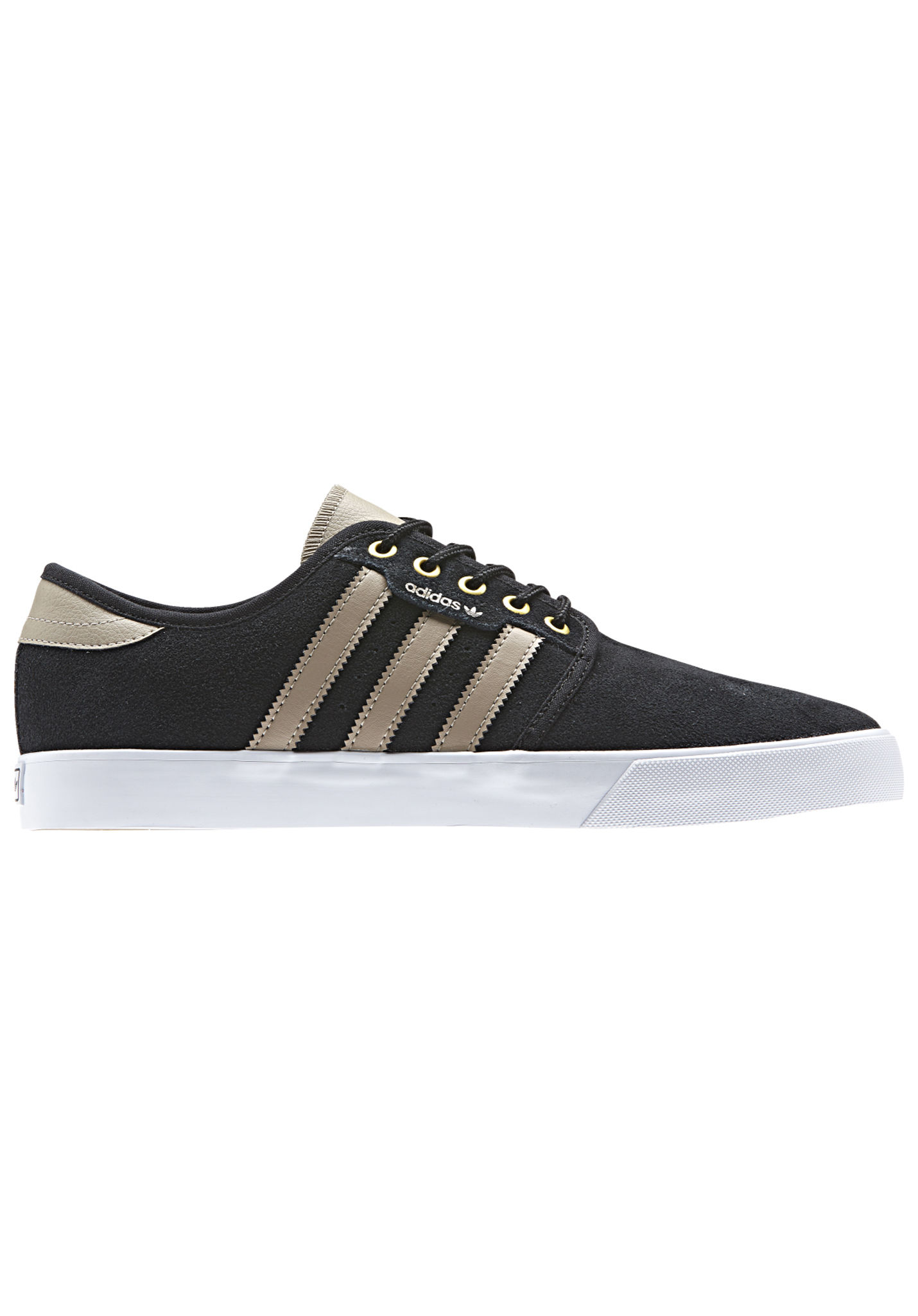 b7533b58dc518 ADIDAS ORIGINALS Seeley - Baskets pour Homme - Noir - Planet Sports