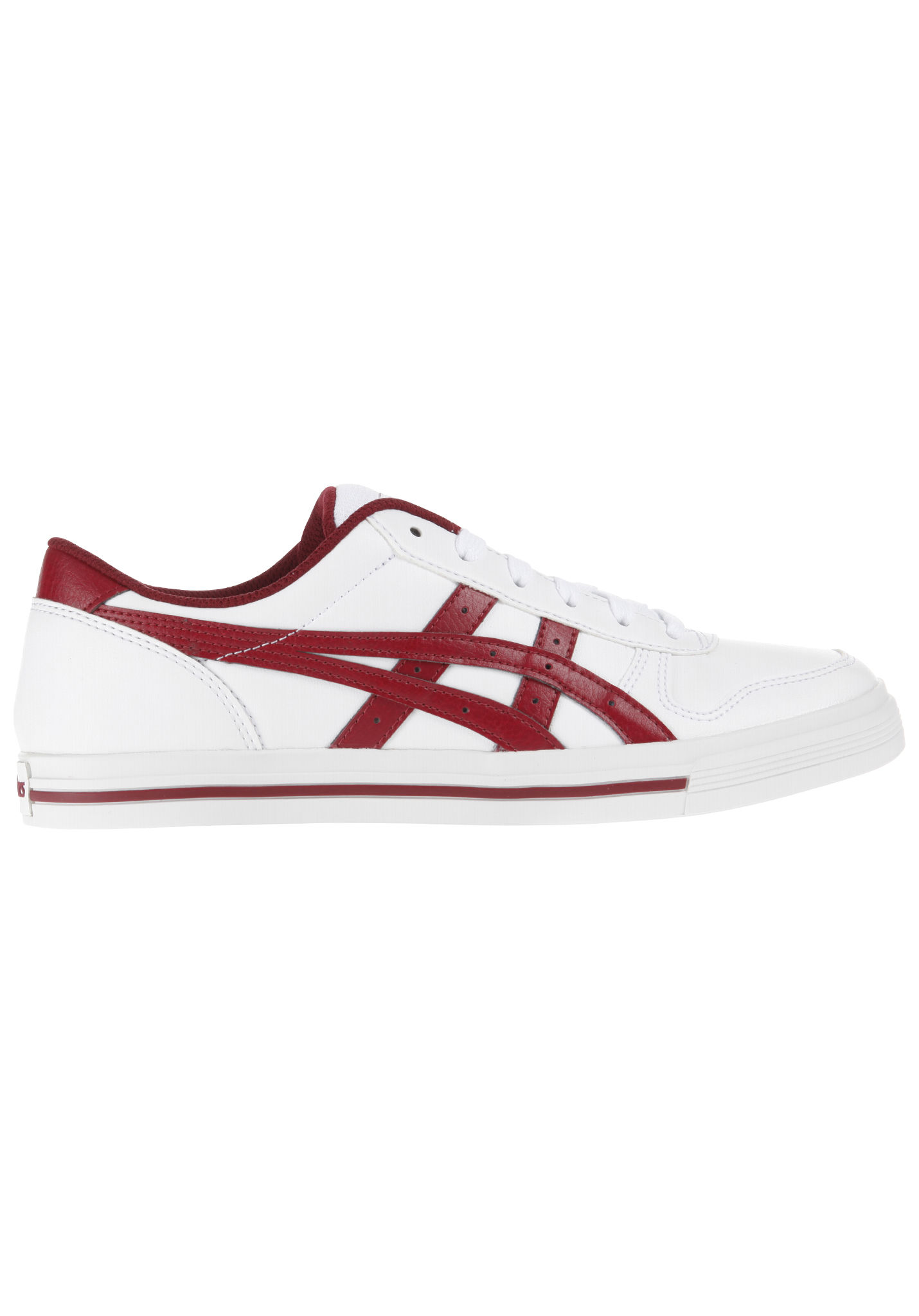 ec100e2b759 Asics Tiger Aaron - Sneakers voor Heren - Rood - Planet Sports