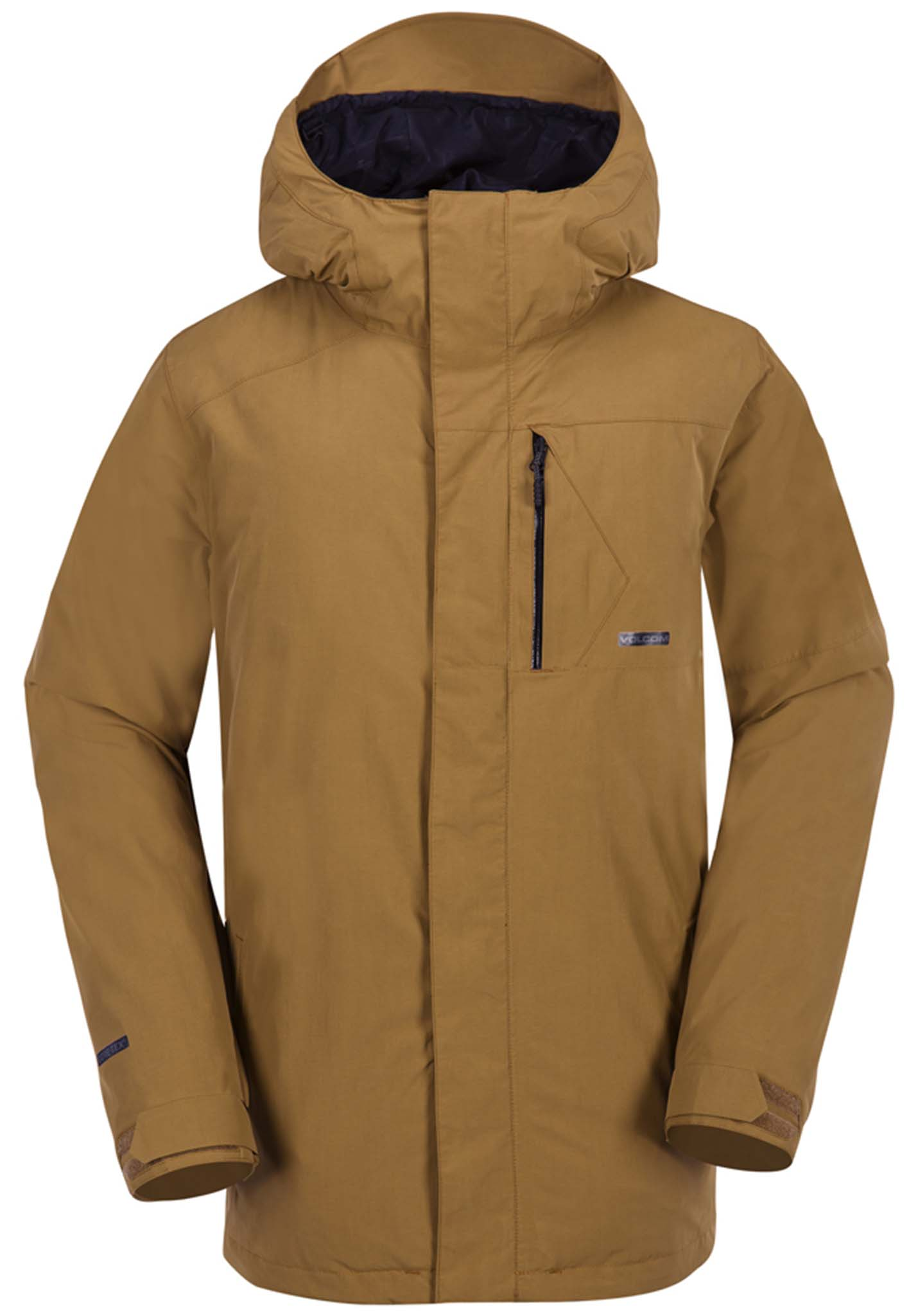 online store 28ef1 63ef8 Volcom L Gore-Tex - Snowboard Jacket for Men - Beige