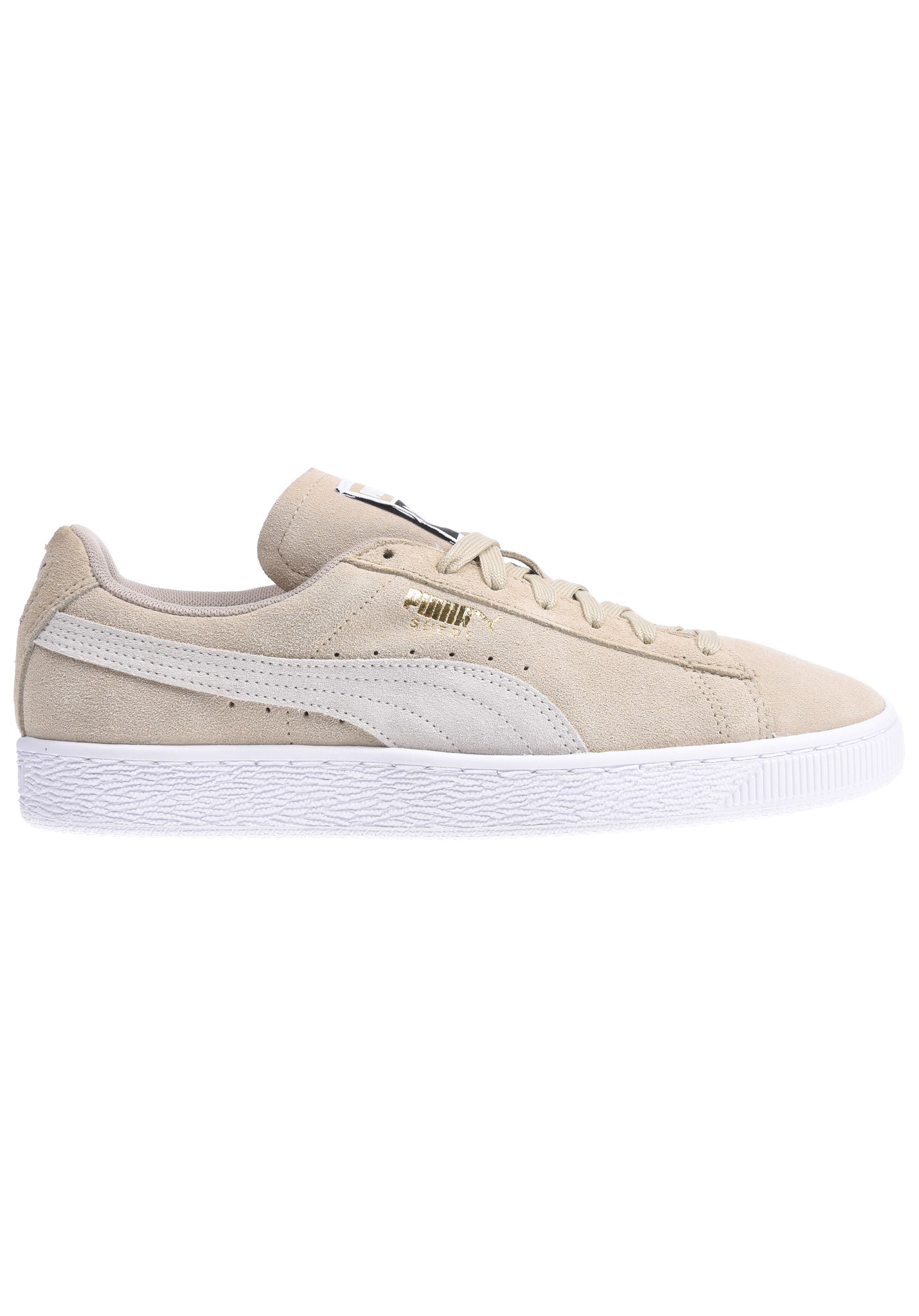 6974f972a20 Puma Suede Classic - Sneakers voor Dames - Beige - Planet Sports