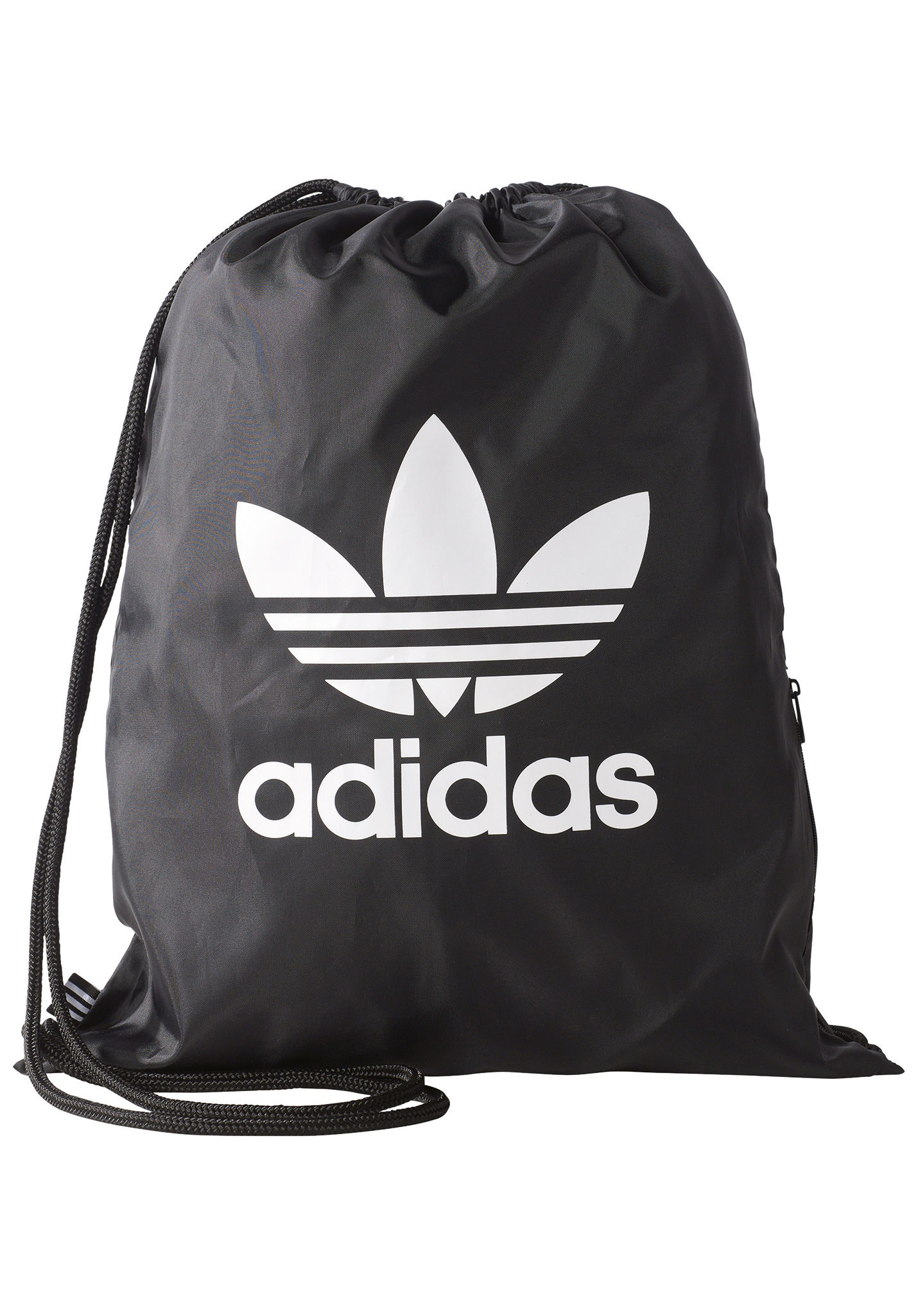 be7b4454cb ADIDAS ORIGINALS Gymsack Trefoil - Gym Bag - Black