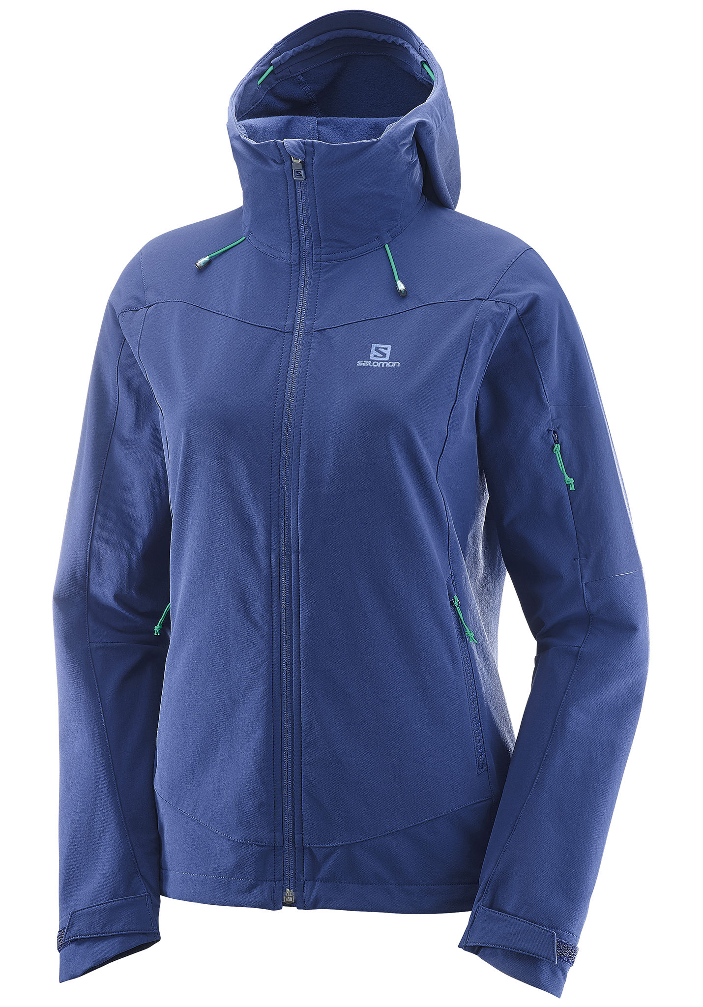 Salomon Ranger Outdoorjacke für Damen Blau Planet Sports tROT0