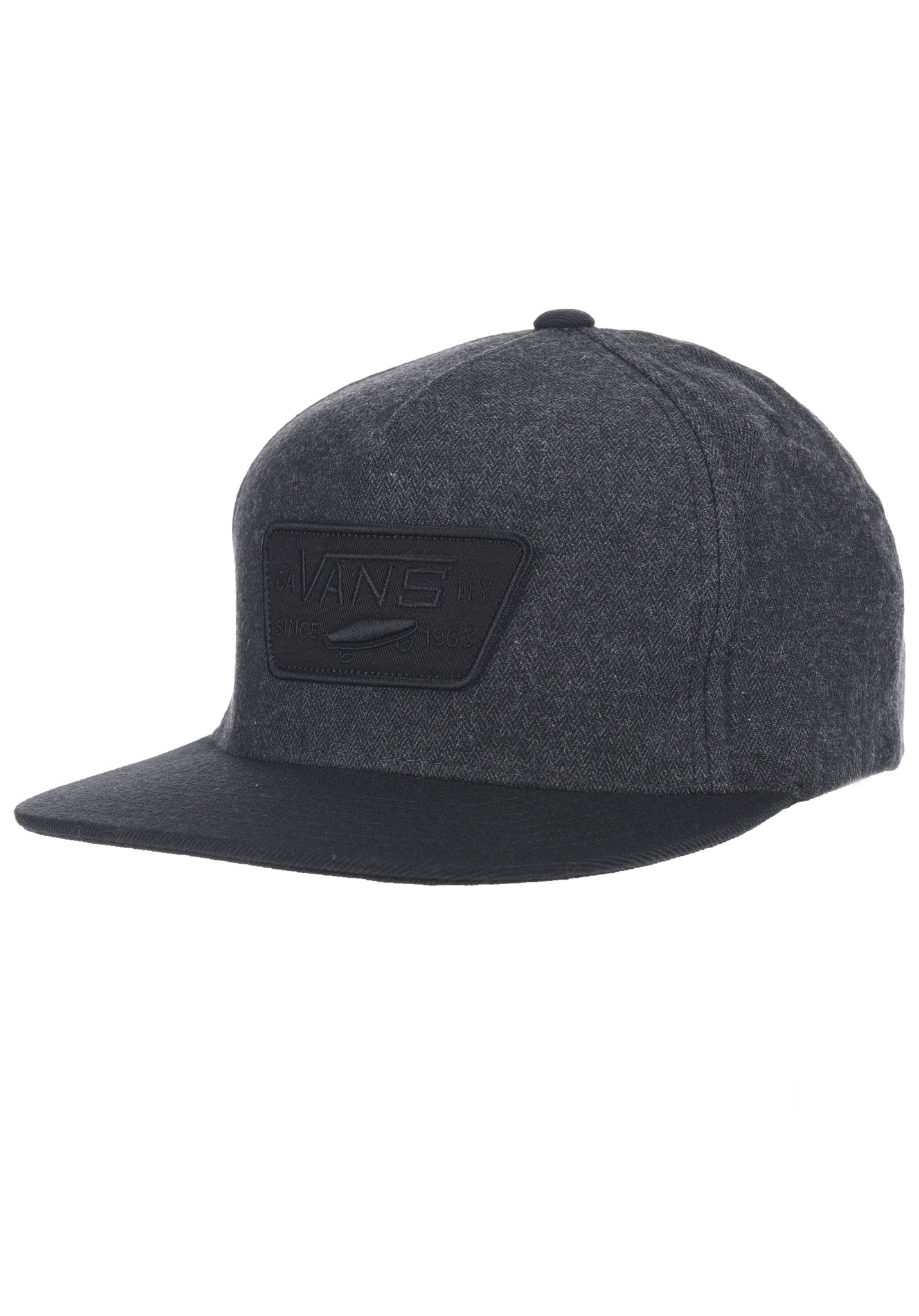 Vans Full Patch - Cappello per Uomo - Nero - Planet Sports 38abf9087aaa