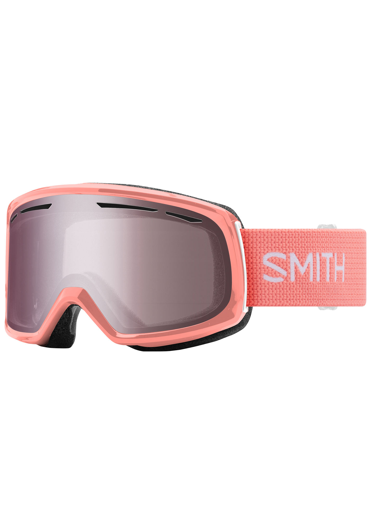 85ce27be2f7 SMITH Drift - Snowboard Goggle - Pink - Planet Sports