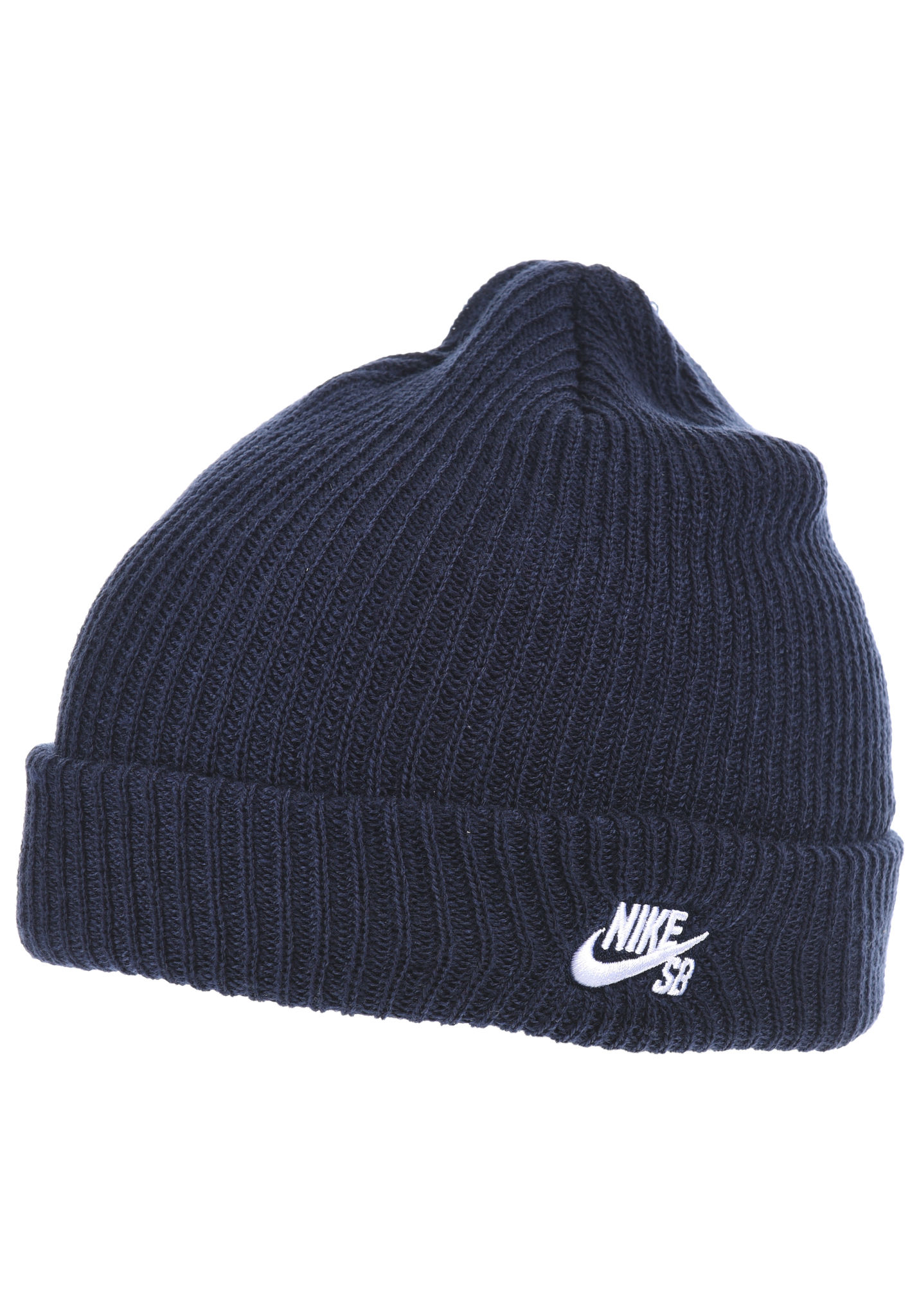 NIKE SB Fisherman - Beanie - Blue - Planet Sports e790f8ae630
