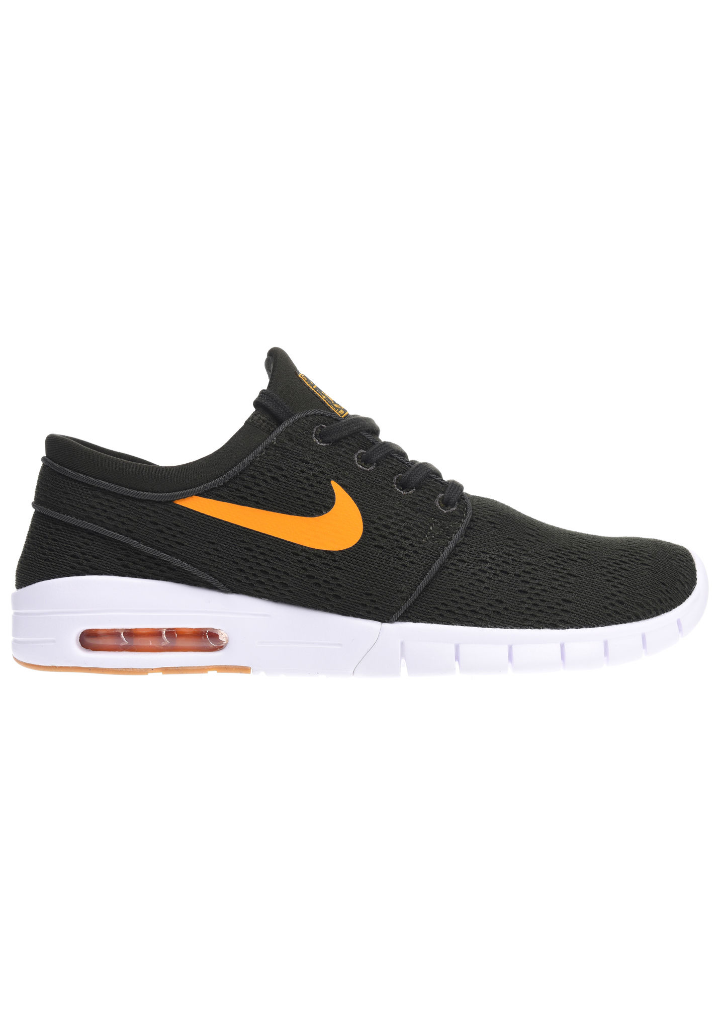 buy popular 85878 55e74 ... NIKE SB Stefan Janoski Max - Sneakers for Men - Green - Plan ...