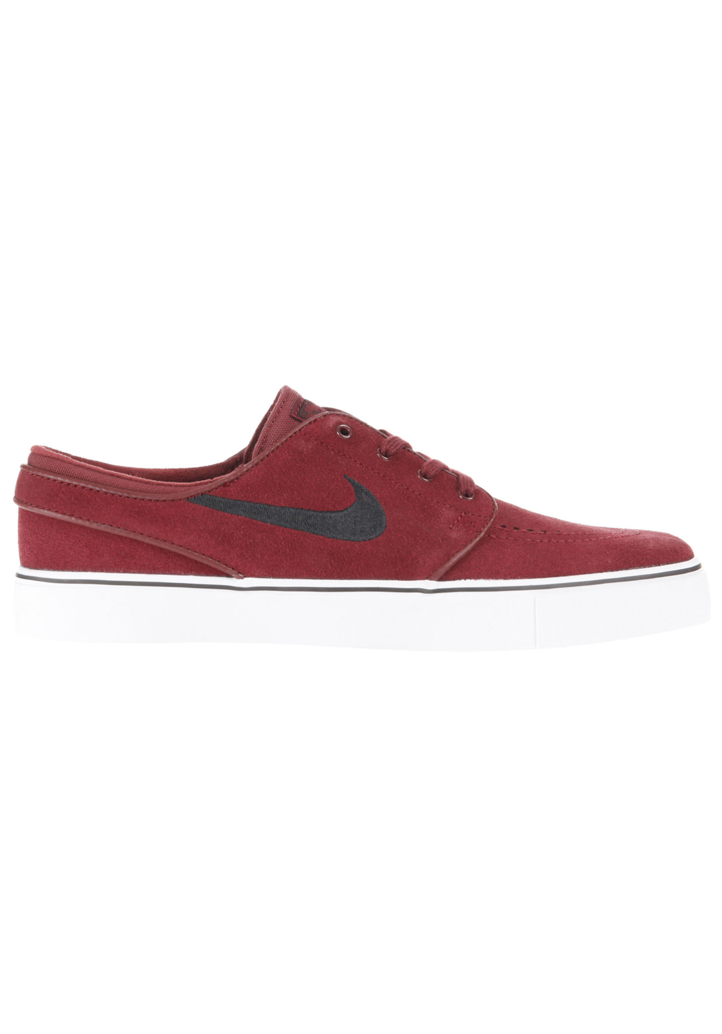 NIKE SB Zoom Stefan Janoski - Sneakers - Red - Planet Sports 8b28323cc439