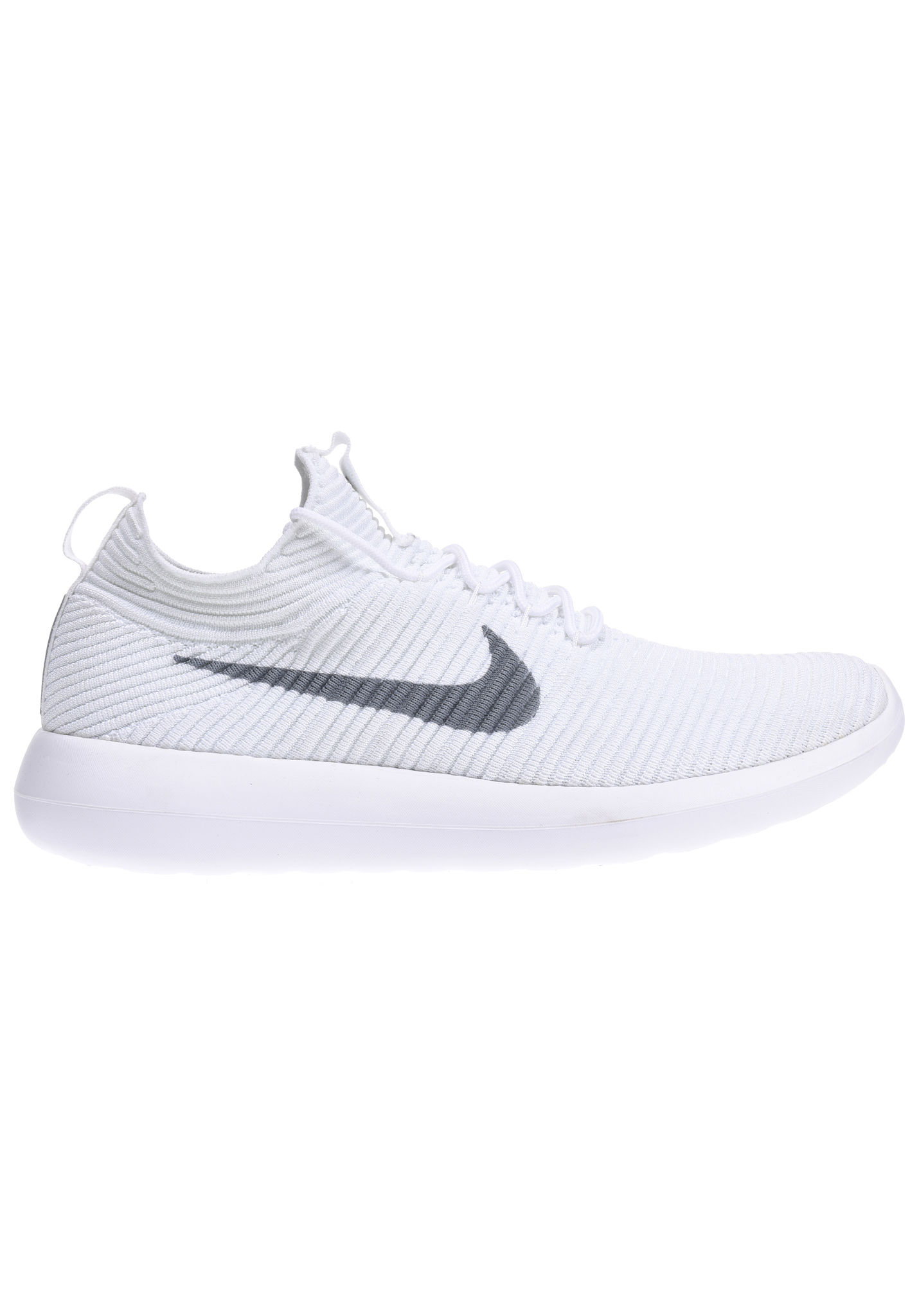 new style c6785 37d02 NIKE SPORTSWEAR Roshe Two Flyknit V2 - Sneakers for Men - White - Planet  Sports